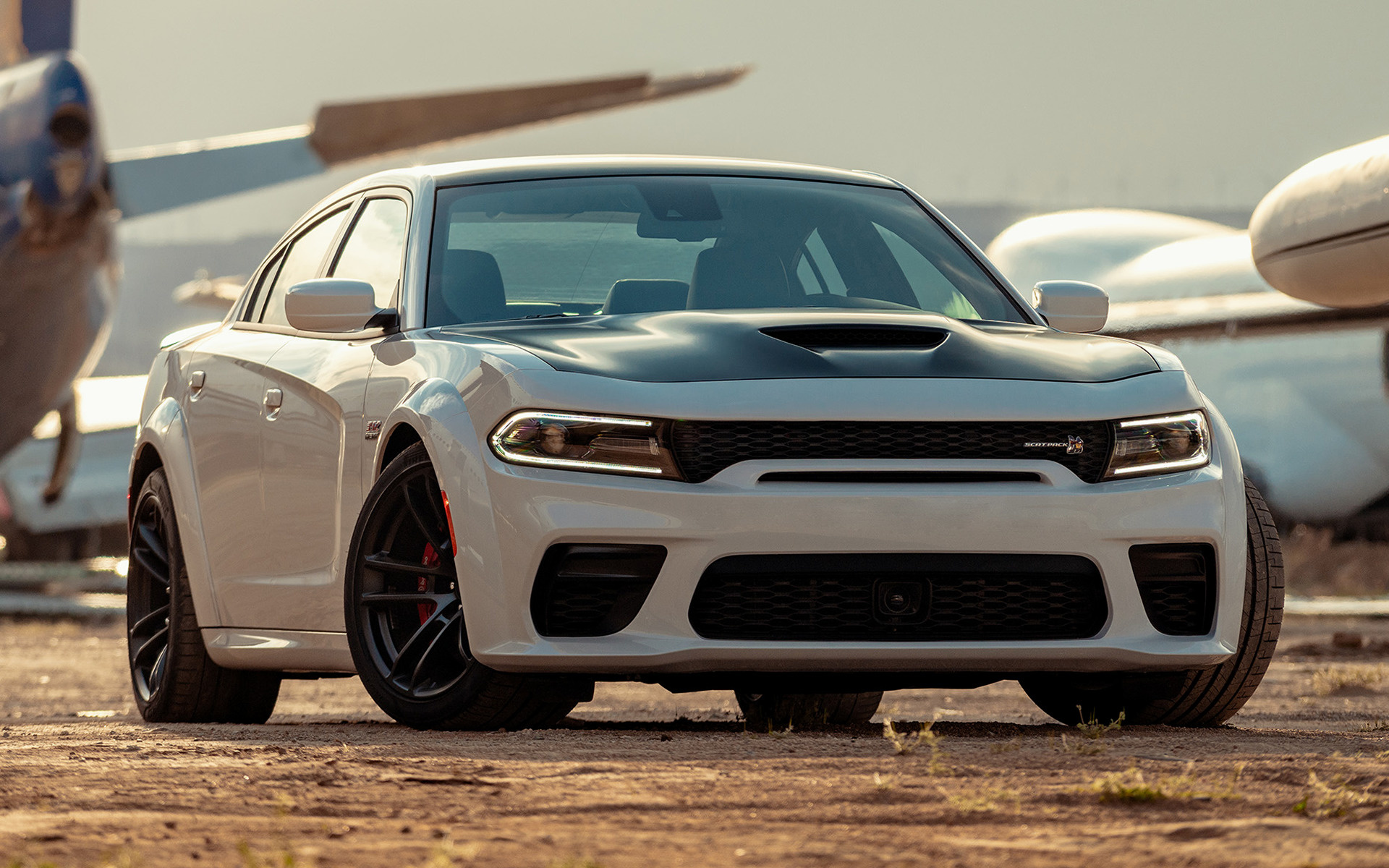 2017 Dodge Ram >> 2020 Dodge Charger Scat Pack Widebody - Wallpapers and HD Images | Car Pixel