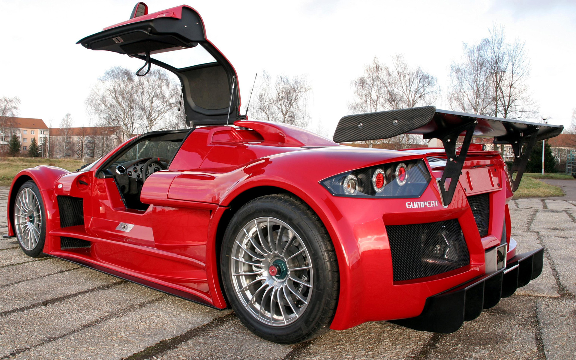 F Sport Lexus >> 2007 Gumpert Apollo Sport - Wallpapers and HD Images | Car Pixel
