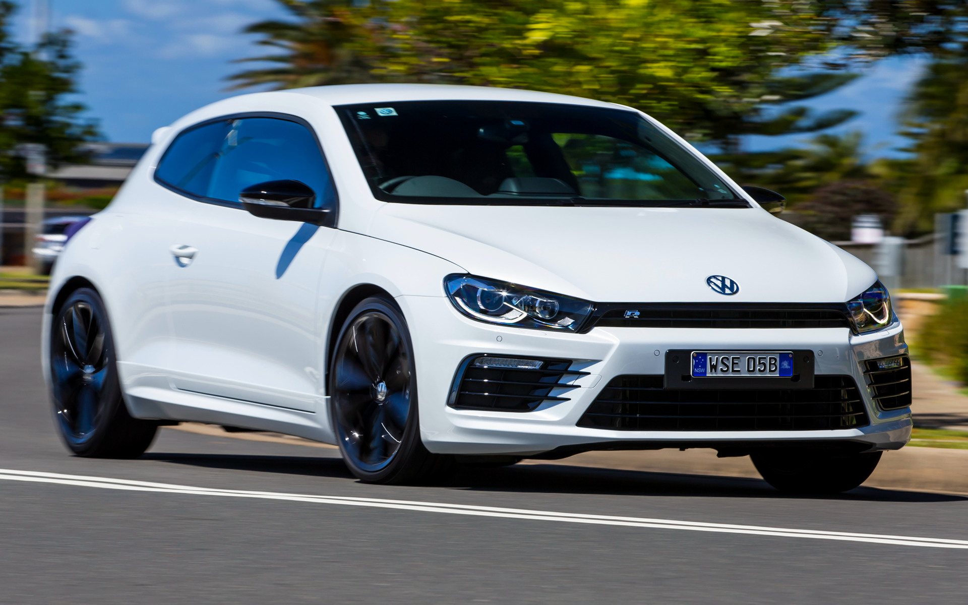 Genesis Sports Car >> 2016 Volkswagen Scirocco R Wolfsburg Edition (AU) - Wallpapers and HD Images | Car Pixel