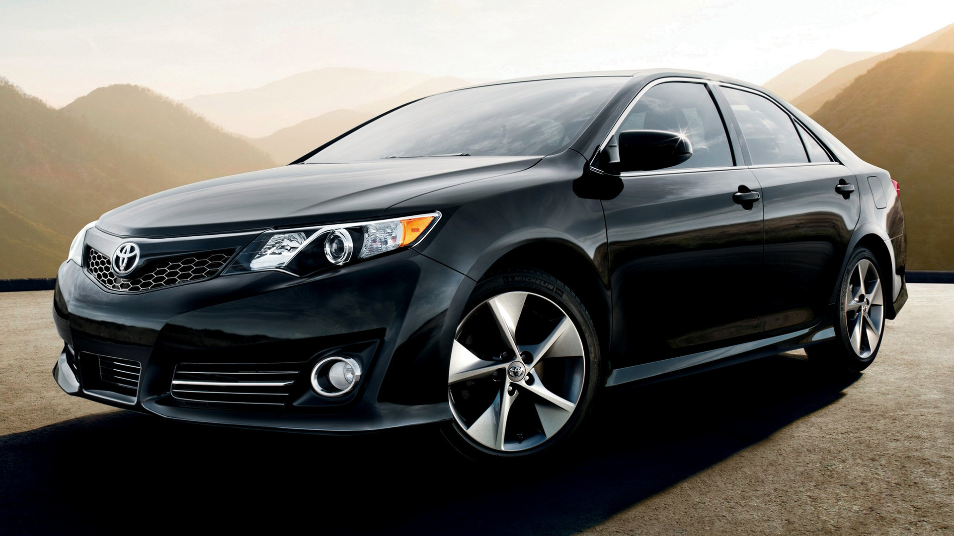 2011 Toyota Camry Se Wallpapers And Hd Images Car Pixel