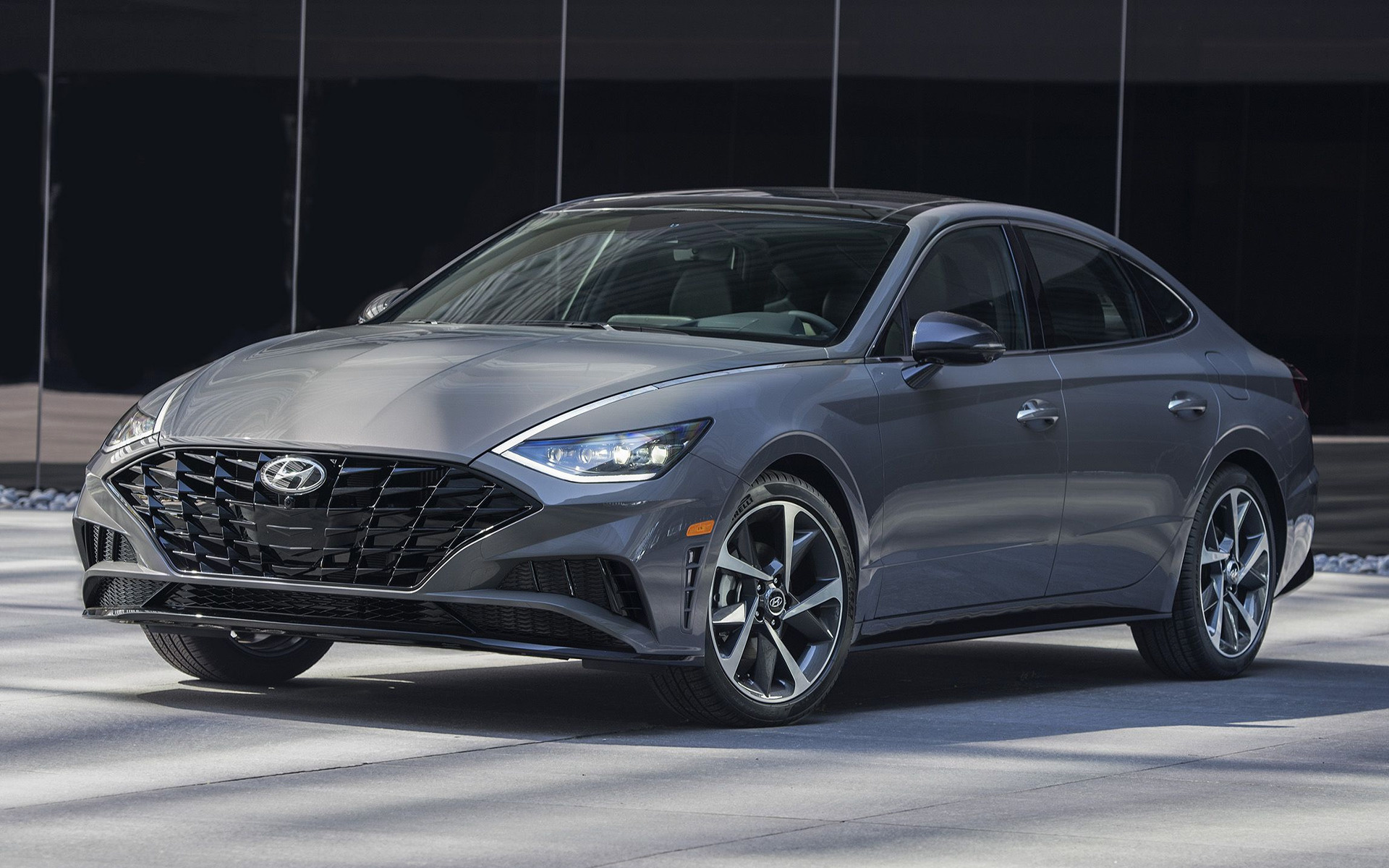 2020 Hyundai Sonata Sport Styling Wallpapers And Hd Images Car Pixel