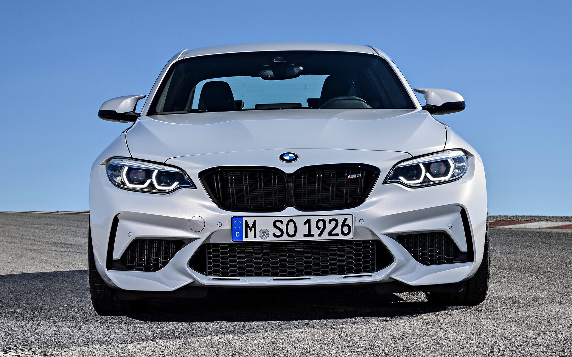 2018 Bmw M2 Coupe Competition Wallpapers And Hd Images