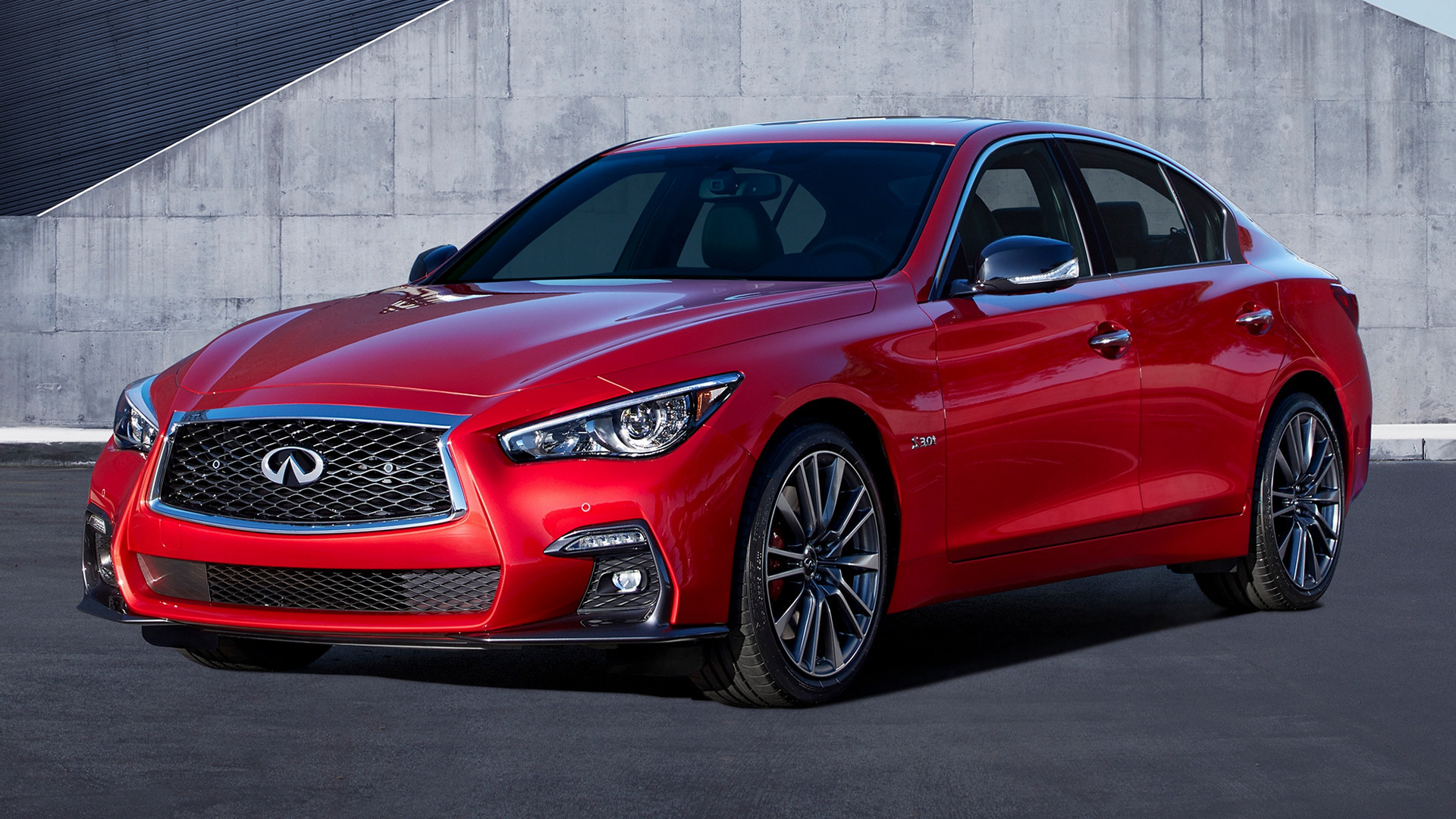 2018 Infiniti Q50 Sport - Wallpapers and HD Images   Car Pixel