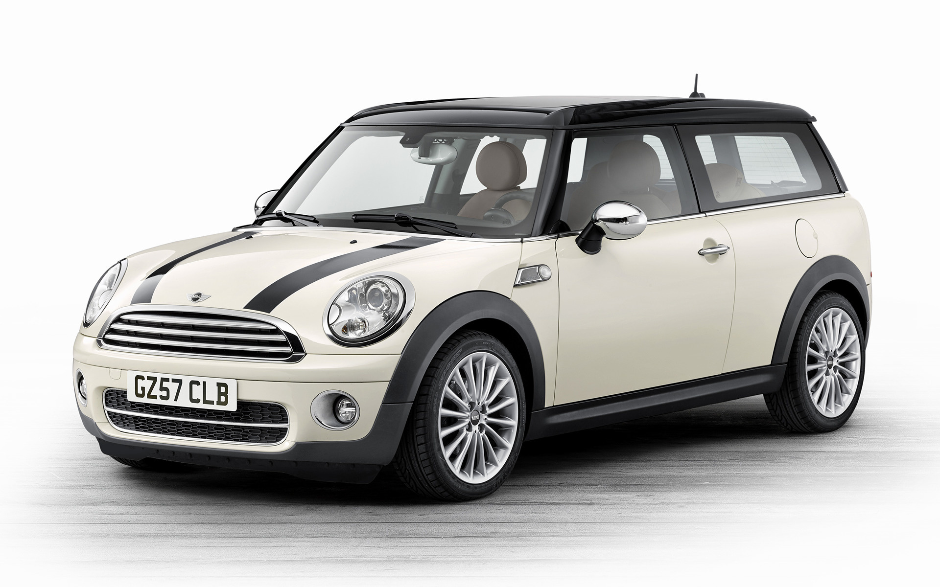 2007 mini cooper d clubman wallpapers and hd images. Black Bedroom Furniture Sets. Home Design Ideas