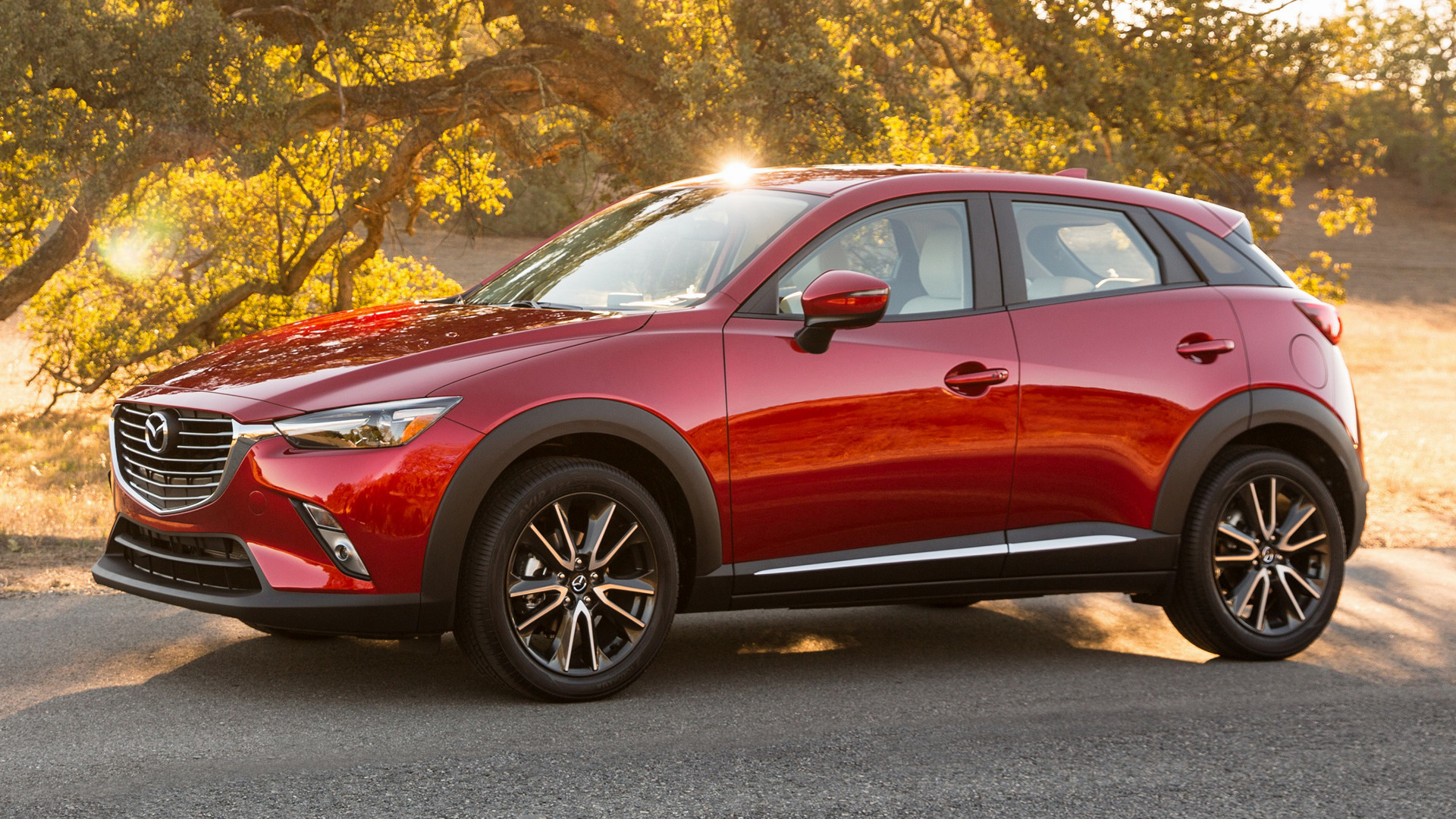 2019 Mazda Cx 3 >> Mazda CX-3 (2016) US Wallpapers and HD Images - Car Pixel