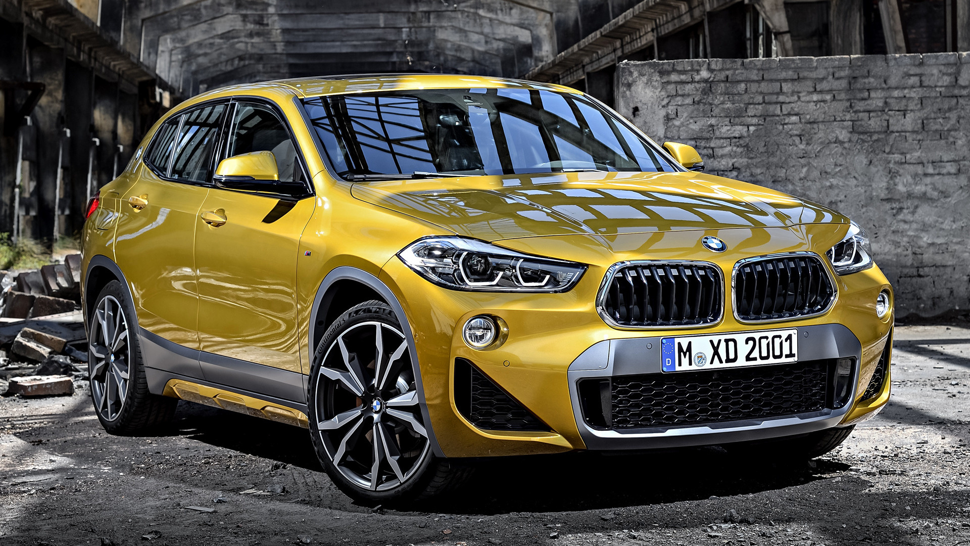2018 bmw x2 m sport x wallpapers and hd images car pixel. Black Bedroom Furniture Sets. Home Design Ideas