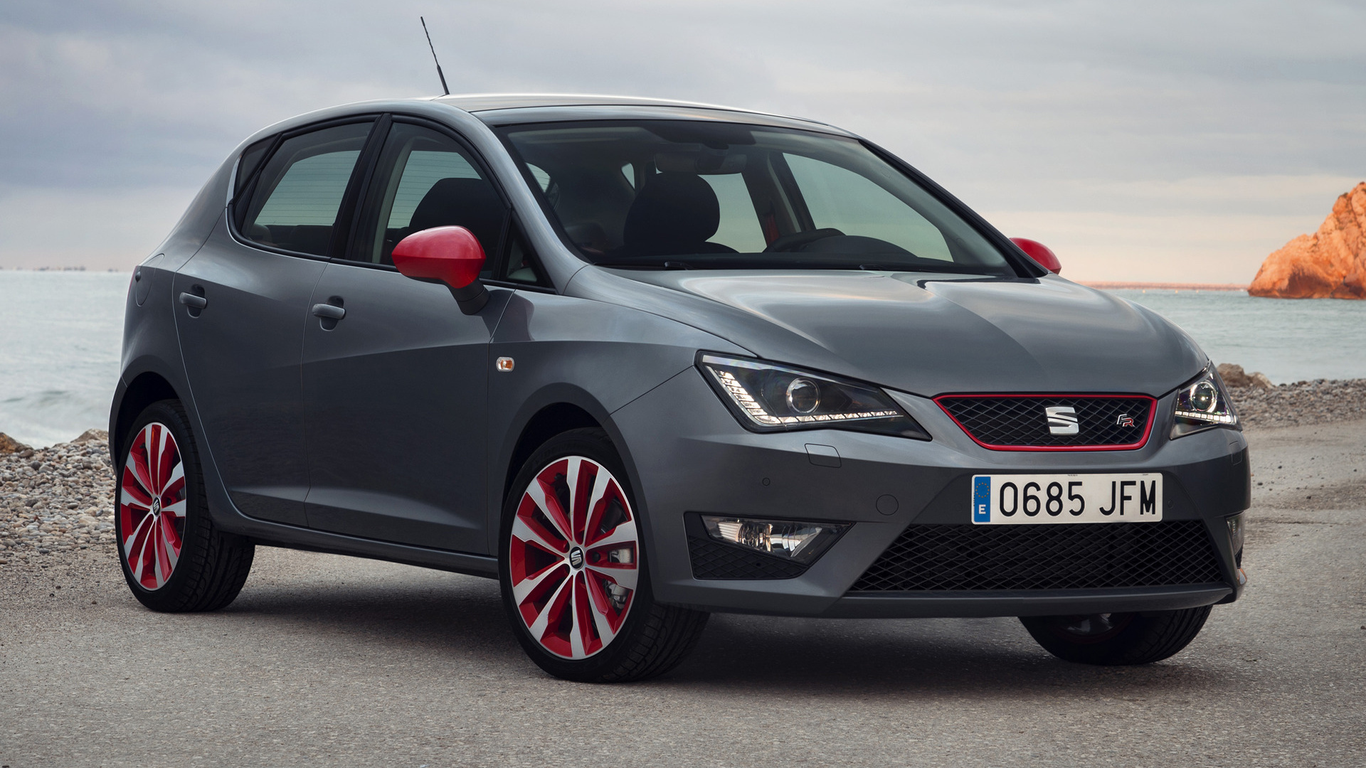 seat ibiza fr 2015 wallpapers and hd images car pixel. Black Bedroom Furniture Sets. Home Design Ideas