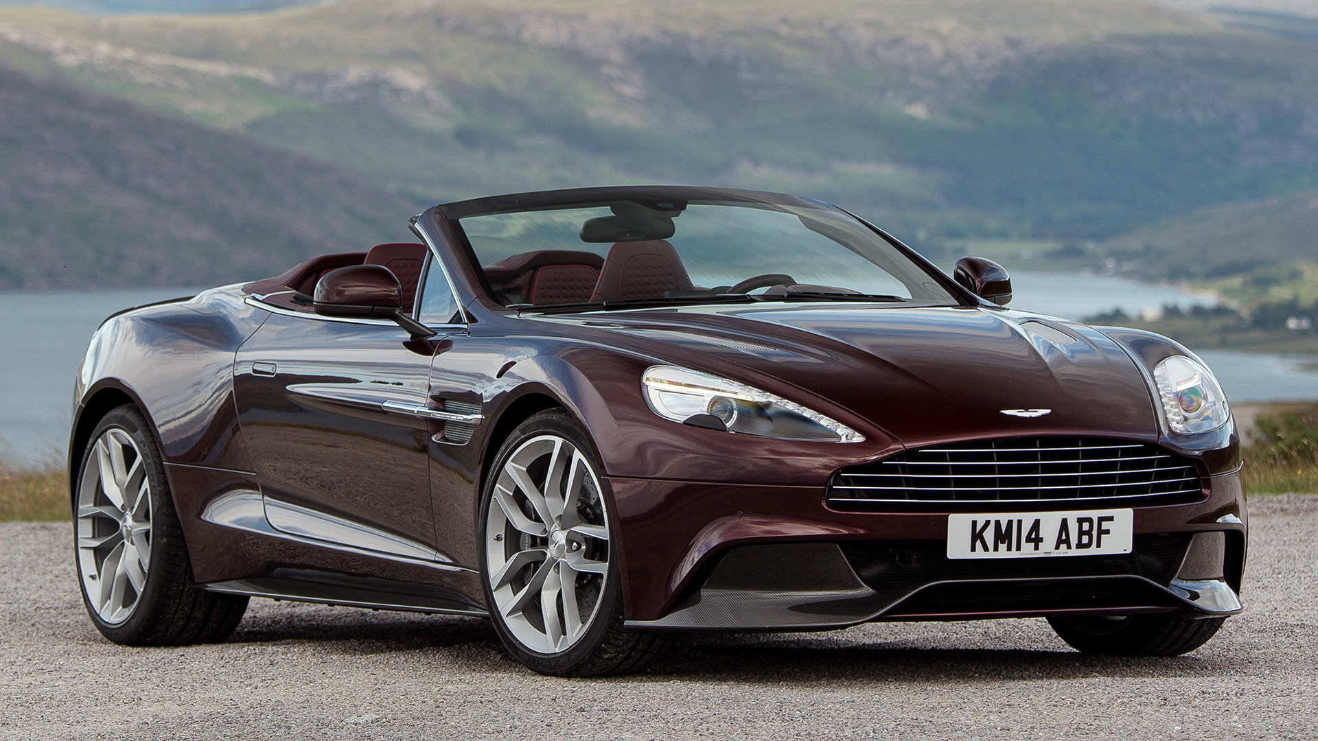 aston martin vanquish volante 2013 wallpapers and hd images car pixel. Black Bedroom Furniture Sets. Home Design Ideas