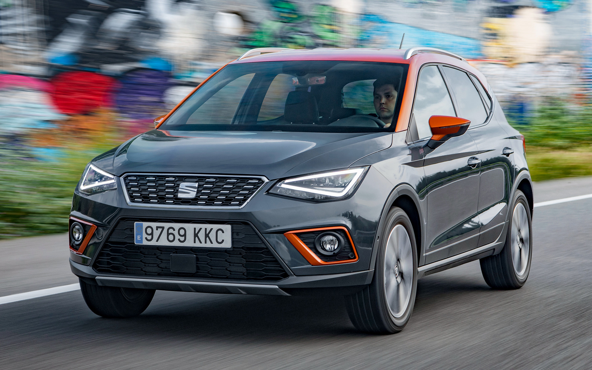 2018 Seat Arona Beats Wallpapers And Hd Images Car Pixel