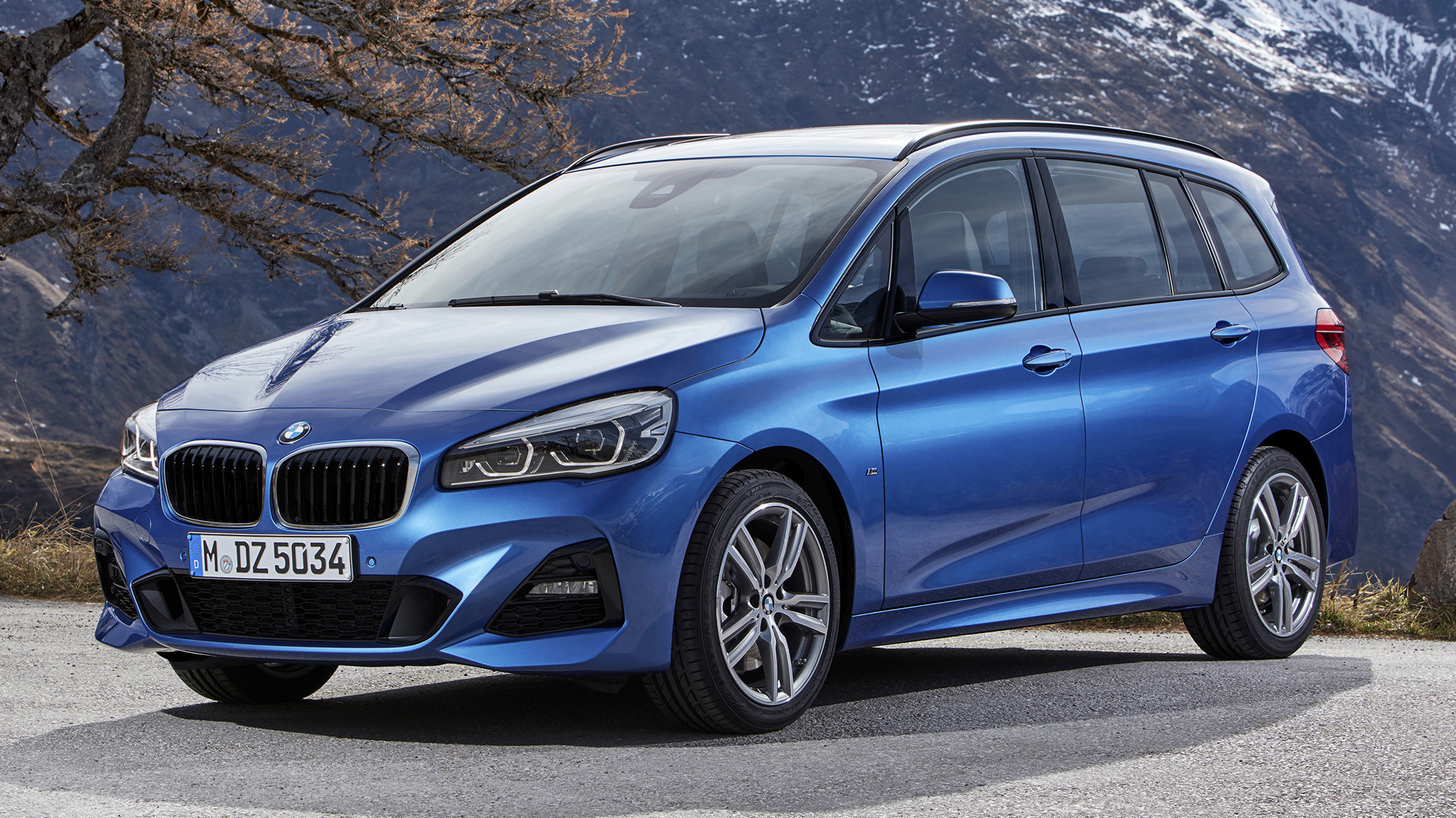 bmw 2 series gran tourer m sport 2018 wallpapers and hd. Black Bedroom Furniture Sets. Home Design Ideas