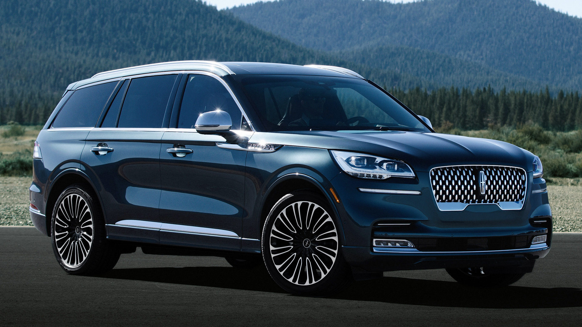 2020 Lincoln Aviator Black Label - Wallpapers and HD ...