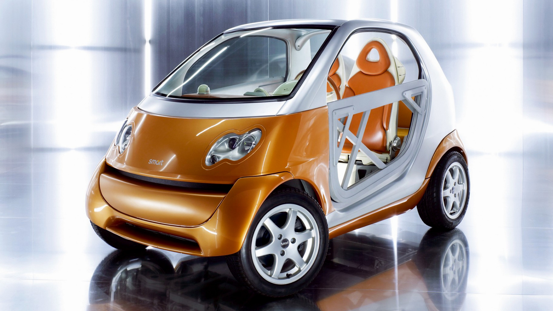 Smart Paris Concept (1996) Wallpapers and HD Images - Car ...