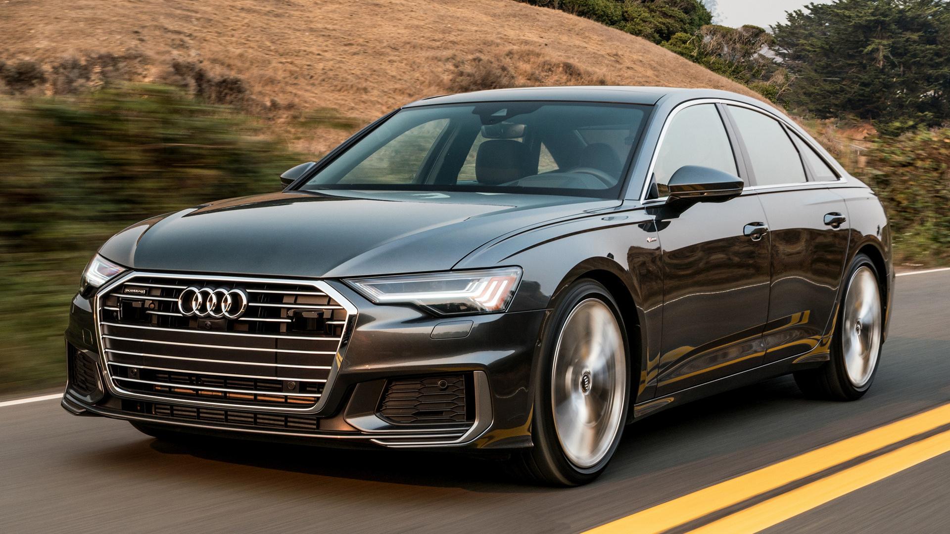 2019 Audi A6 Sedan S line (US) - Hintergrundbilder und ...