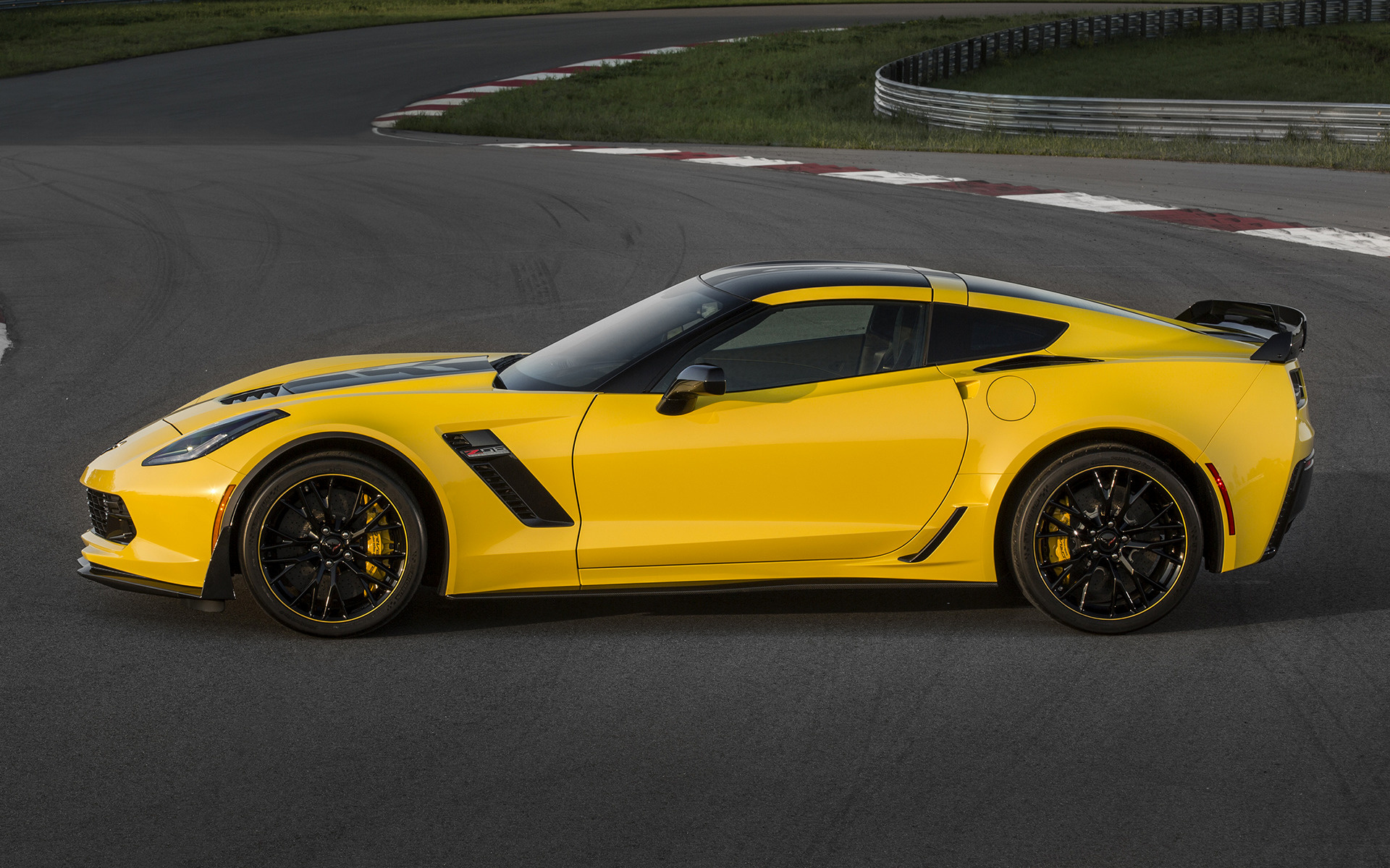 2016 Hyundai Genesis Coupe >> 2016 Chevrolet Corvette Z06 C7.R Edition Coupe ...