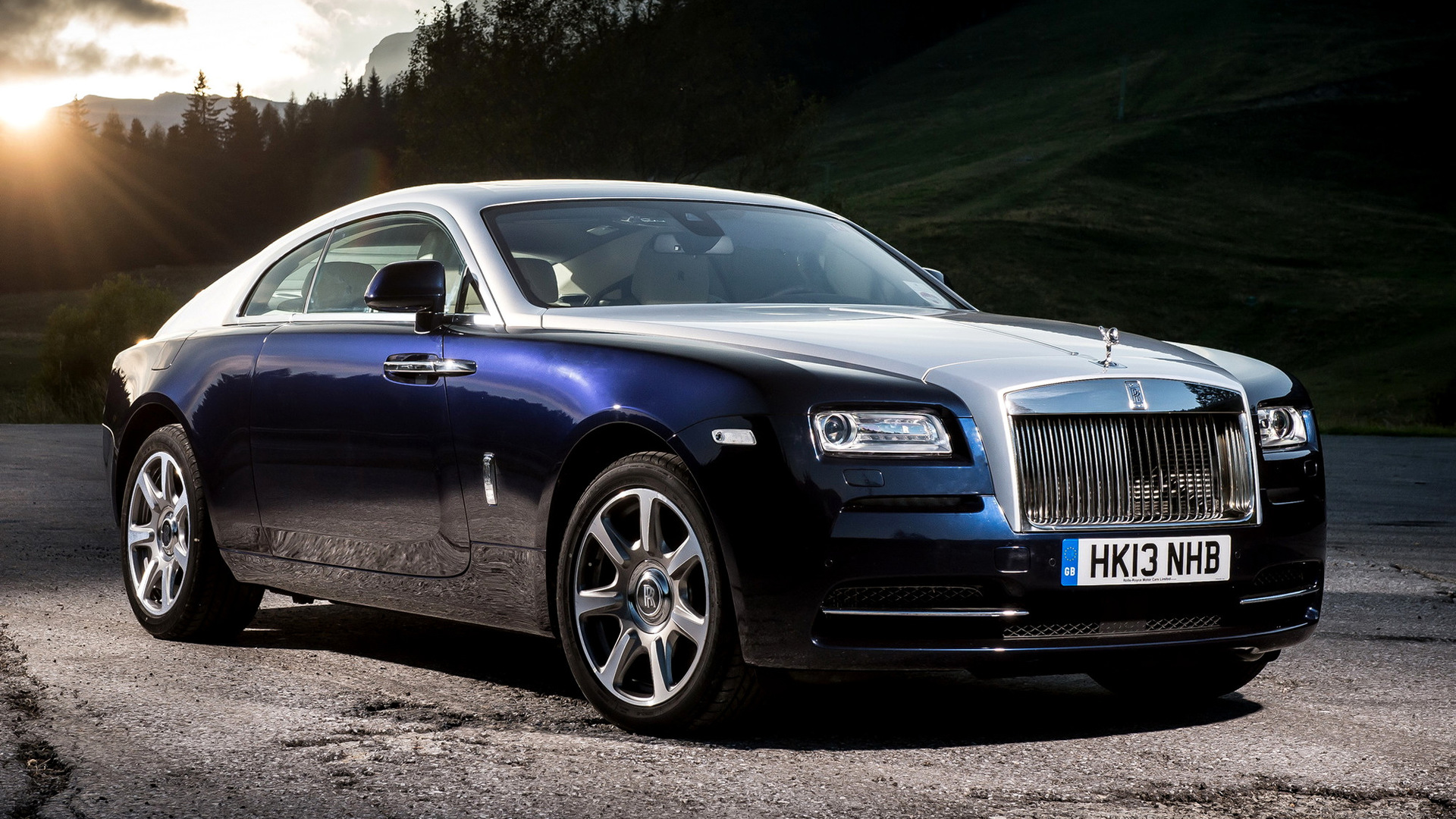 Rolls Royce Wraith 2013 Wallpapers And HD Images