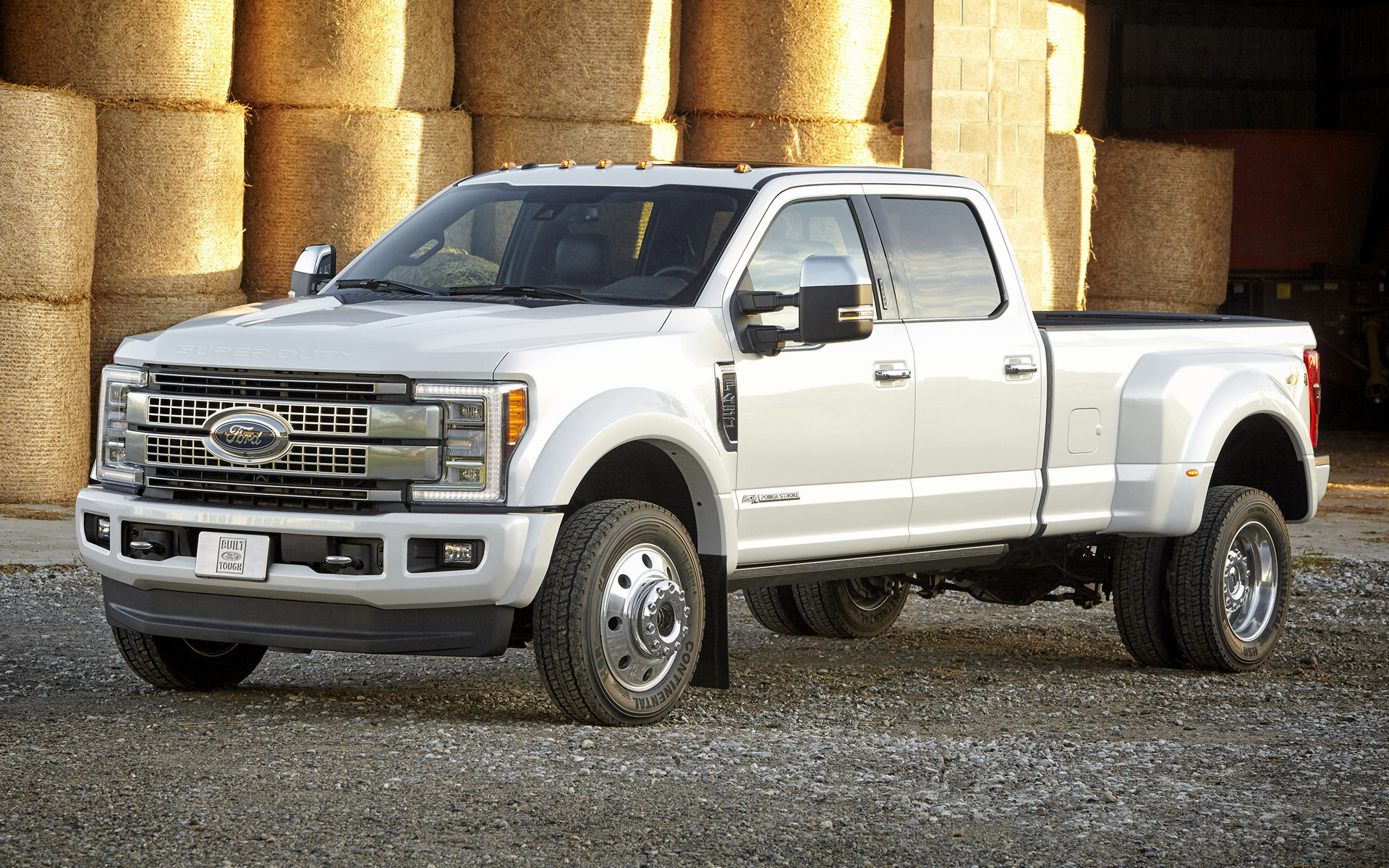 2017 Ford F-450 Platinum Crew Cab - Wallpapers and HD ...