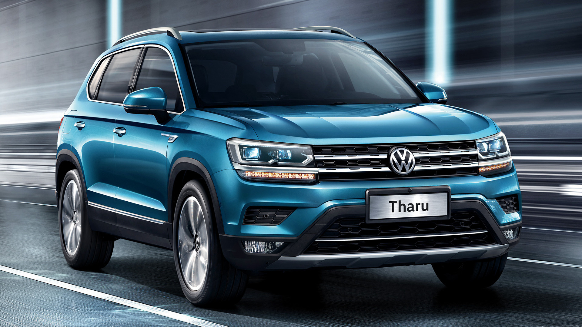 2018 Volkswagen Tharu Wallpapers And Hd Images Car Pixel