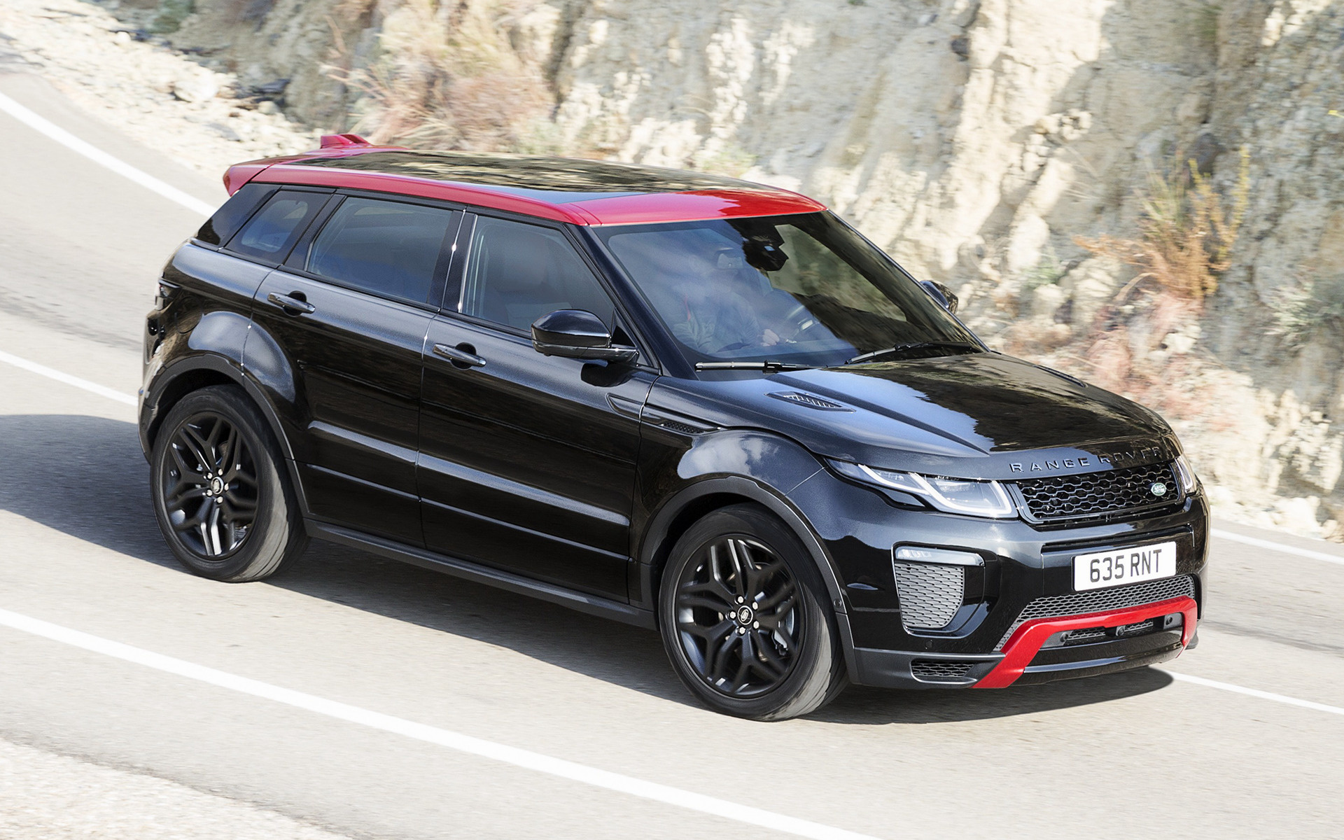 2016 Range Rover Evoque Ember Edition Wallpapers And Hd