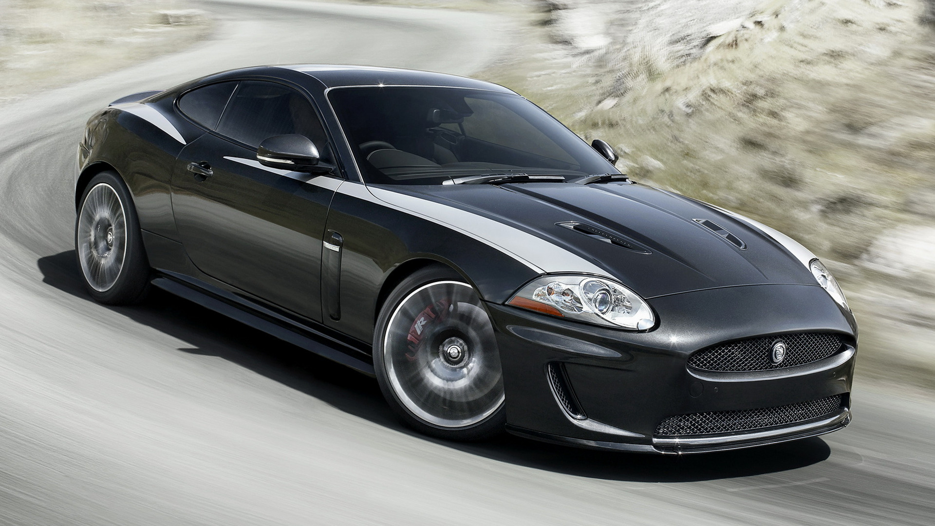 2010 Jaguar XKR 75 Coupe (UK) - Wallpapers and HD Images ...