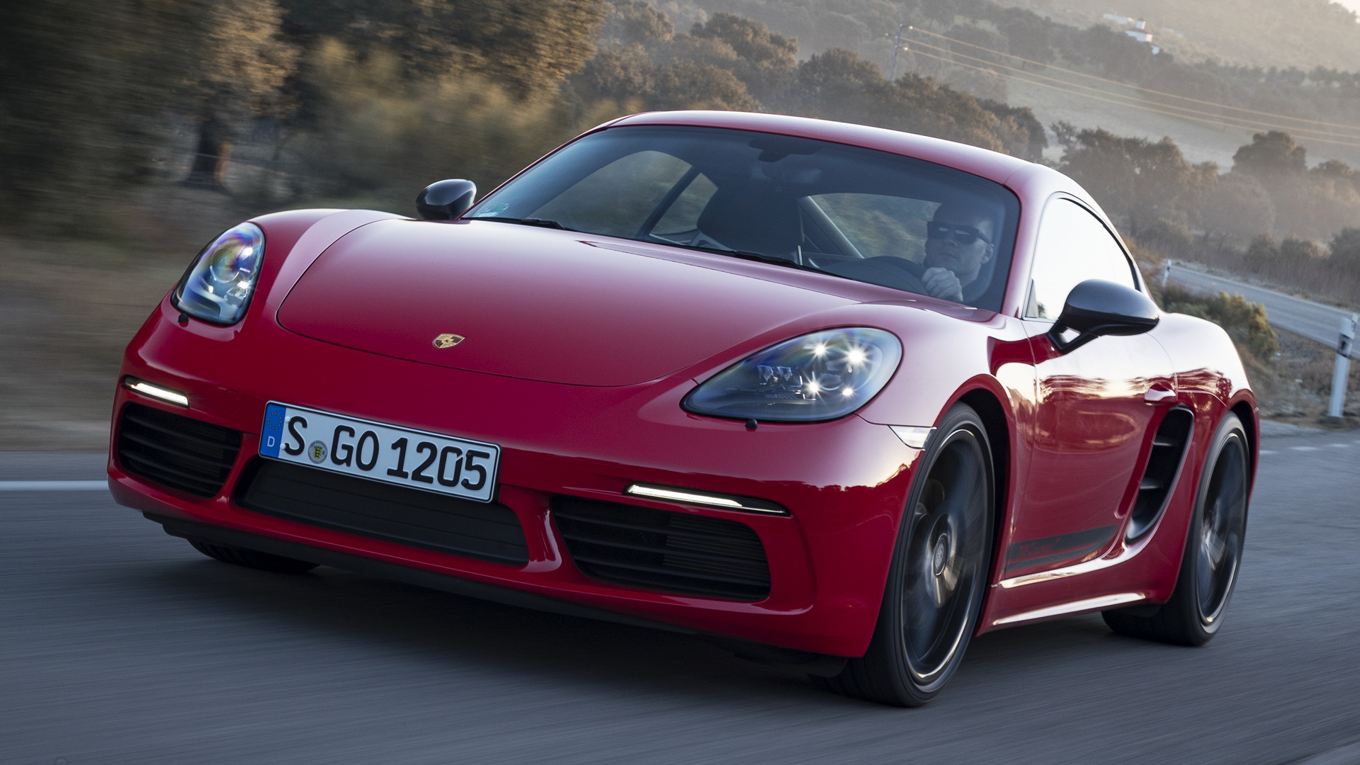 2019 Porsche 718 Cayman T Wallpapers And Hd Images Car