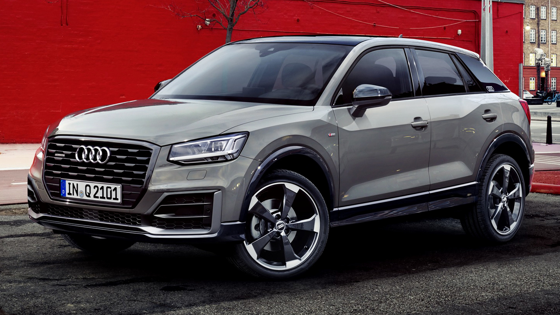 2016 Audi Q2 Edition #1 - Wallpapers and HD Images | Car Pixel