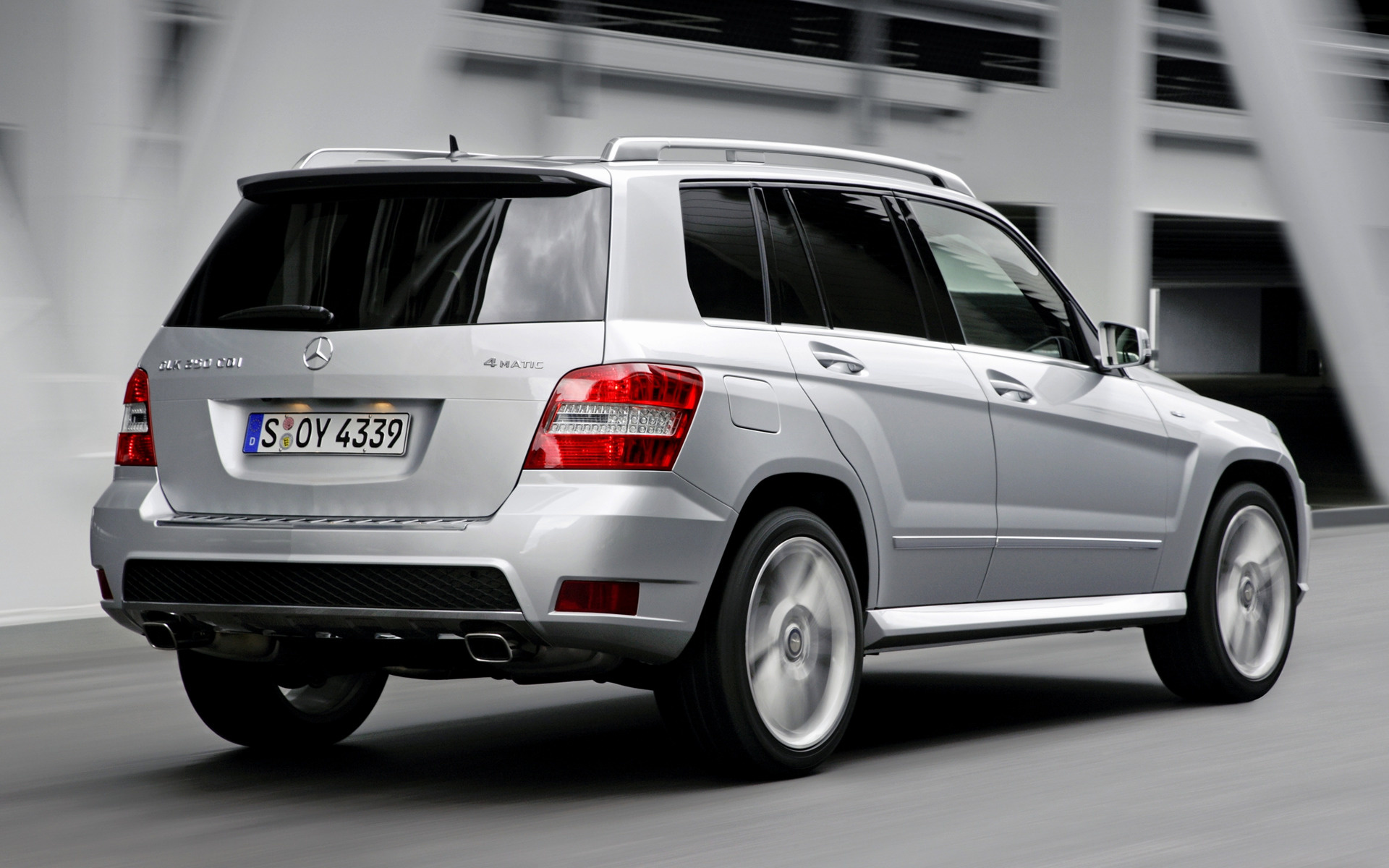 2009 mercedes benz glk class amg styling wallpapers and hd images car pixel. Black Bedroom Furniture Sets. Home Design Ideas