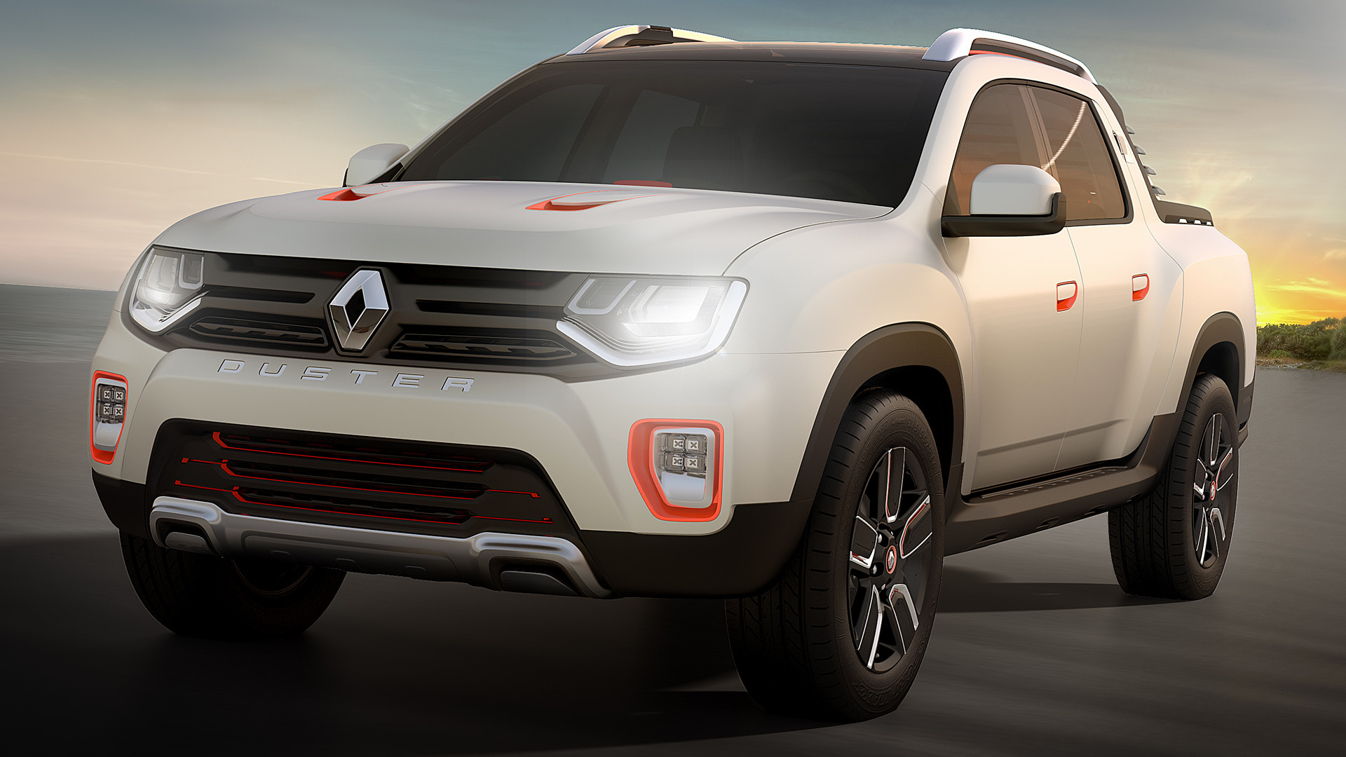 Renault Duster Oroch Concept  2014  Wallpapers And Hd Images
