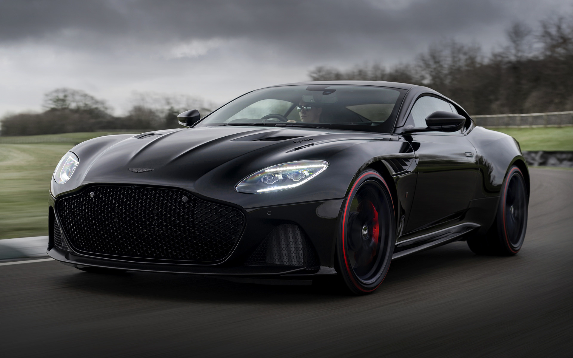 2019 Aston Martin DBS Superleggera TAG Heuer Edition (UK ...