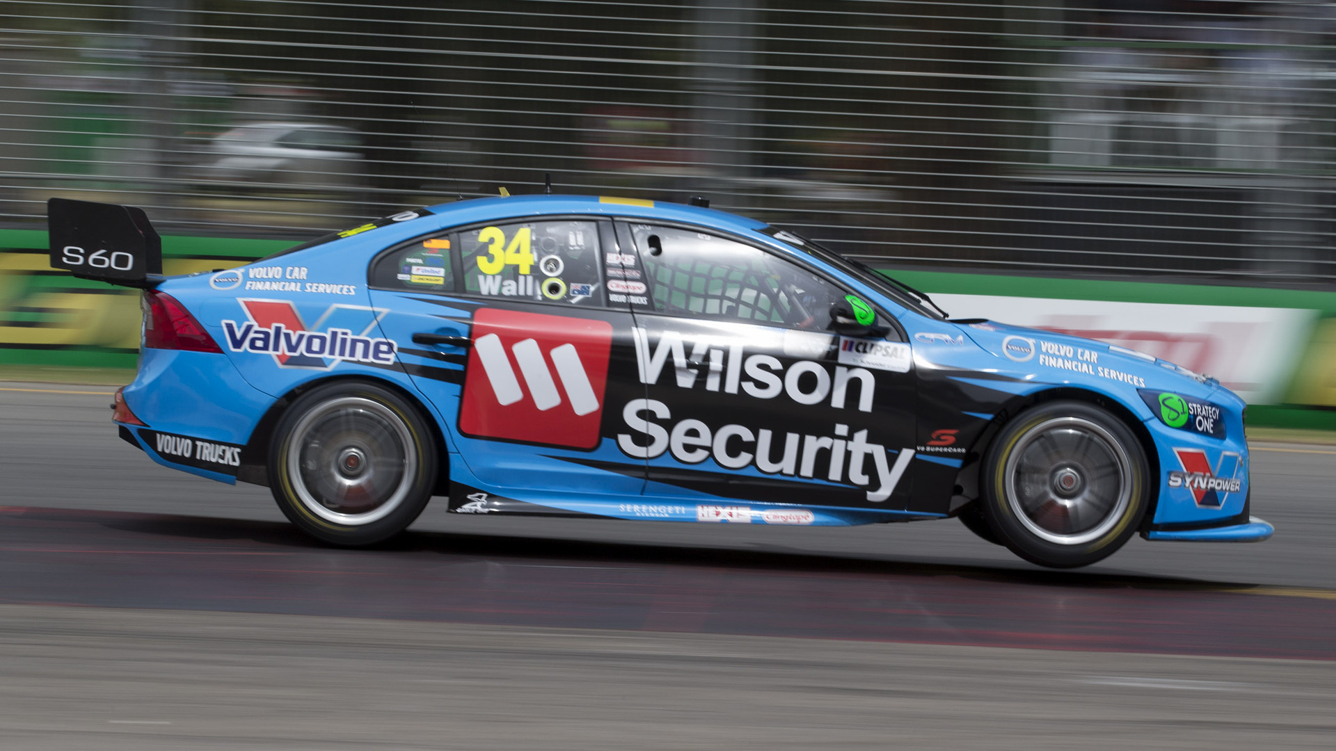 Volvo S60 V8 Supercar (2014) Wallpapers and HD Images ...