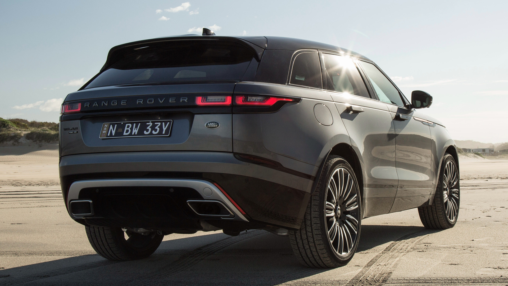 2017 Range Rover Velar R-Dynamic (AU) - Wallpapers and HD ...
