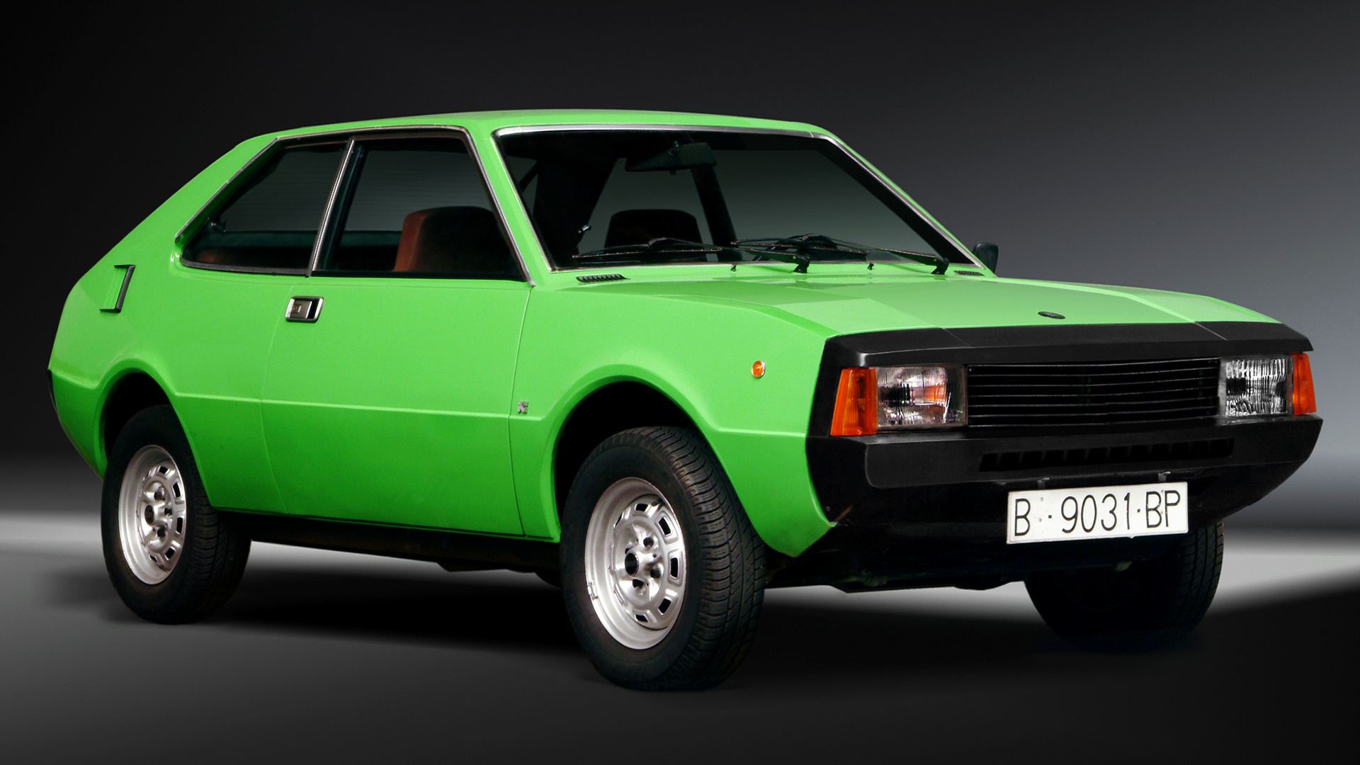 Seat 1200 Sport (1975) Wallpapers and HD Images - Car Pixel