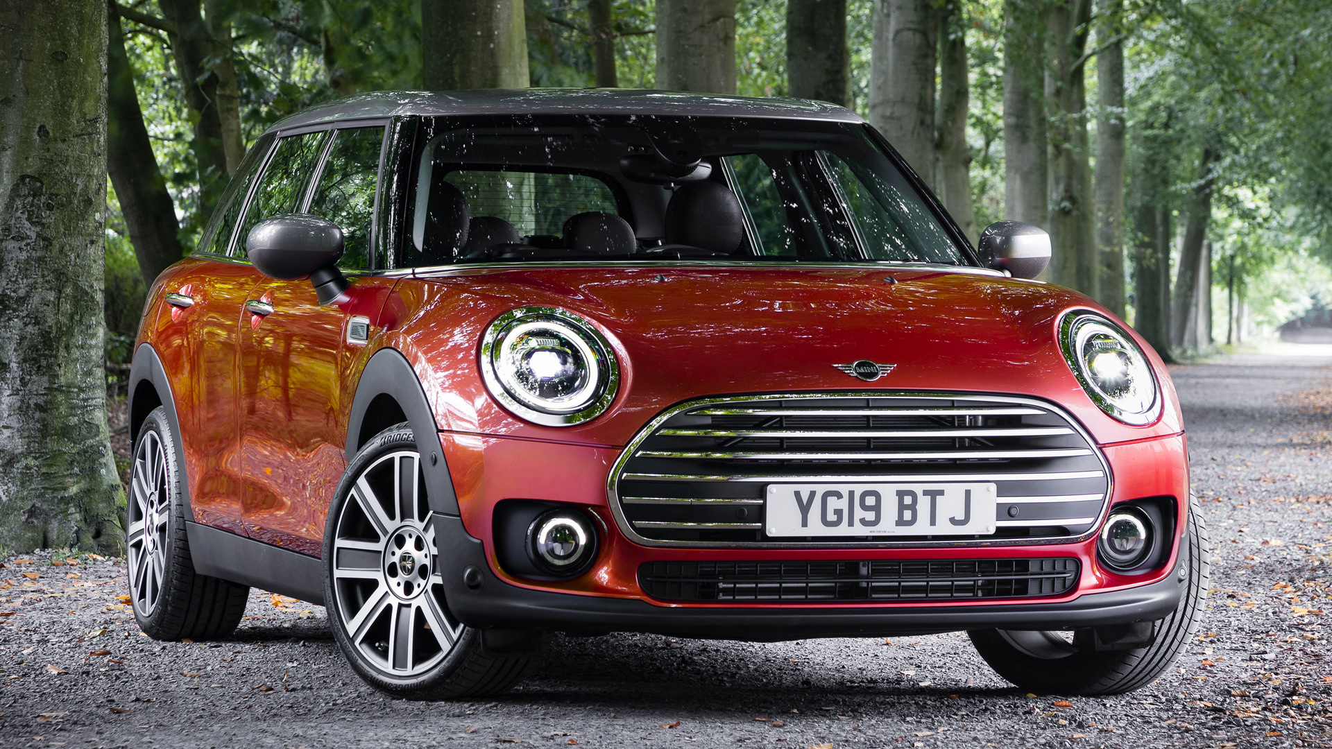 2019 Mini Cooper Clubman (UK) - Wallpapers and HD Images ...