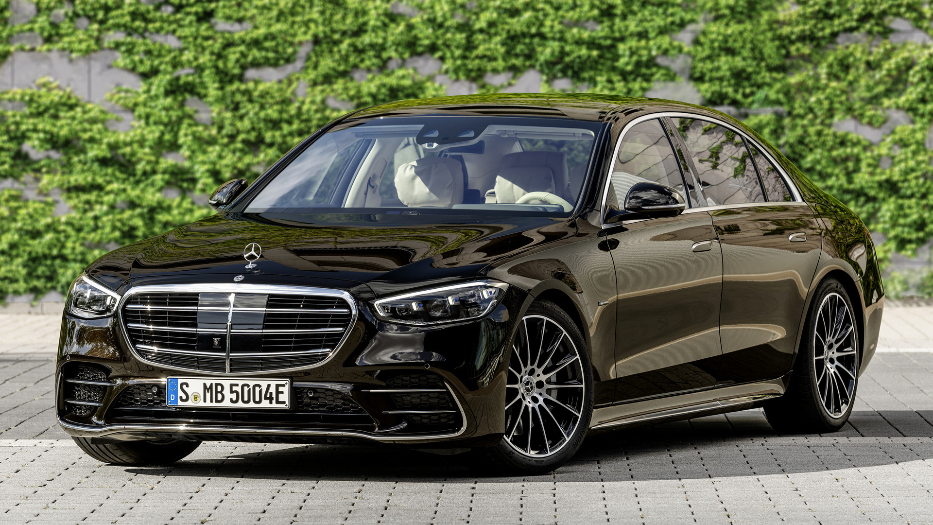 2021 Mercedes-Benz S-Class Plug-In Hybrid AMG Line [Long ...