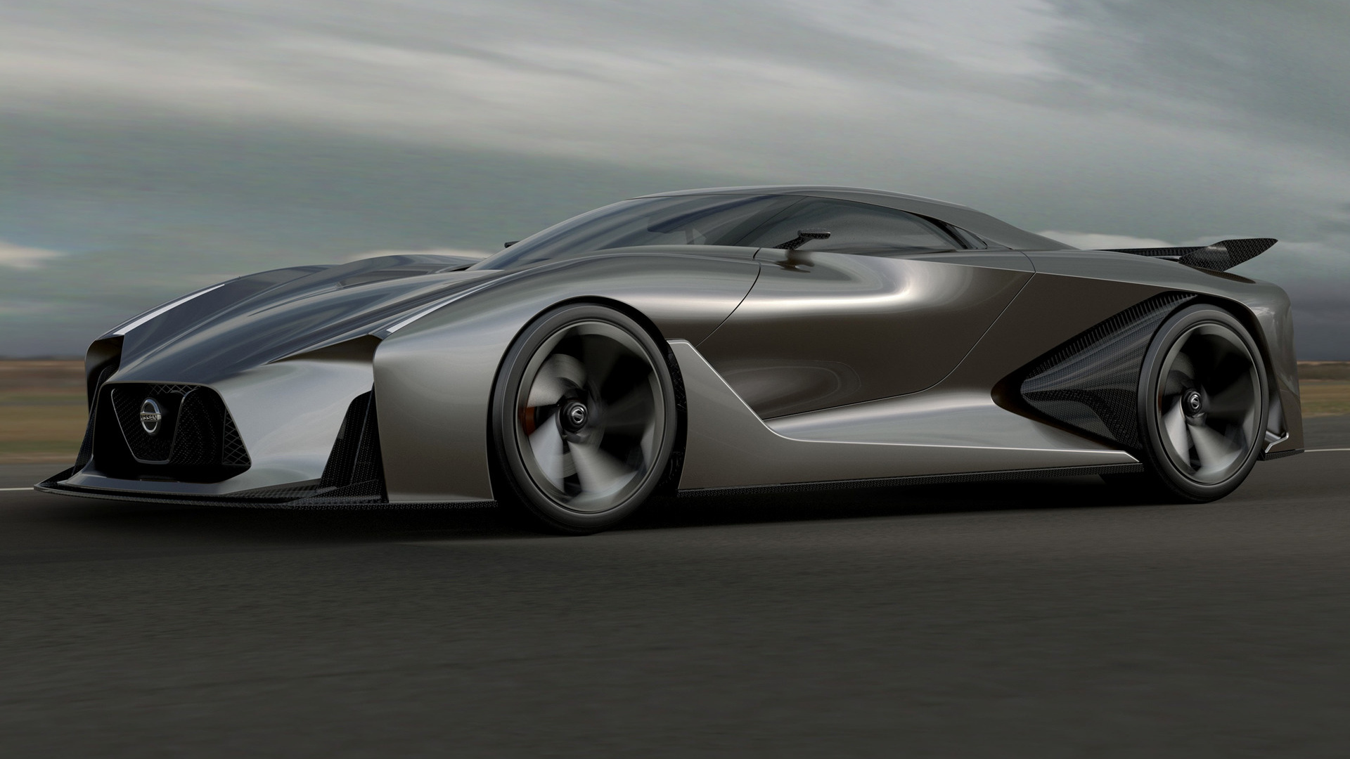 2014 Nissan Concept 2020 Vision Gran Turismo Wallpapers