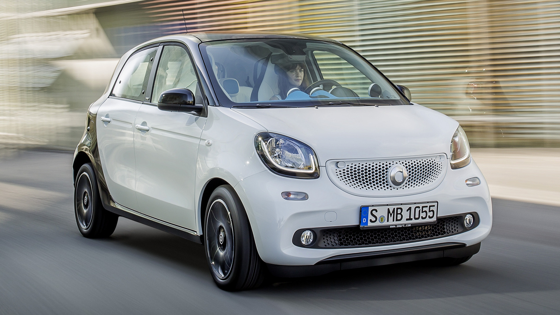 Smart Forfour proxy (2014) Wallpapers and HD Images - Car ...