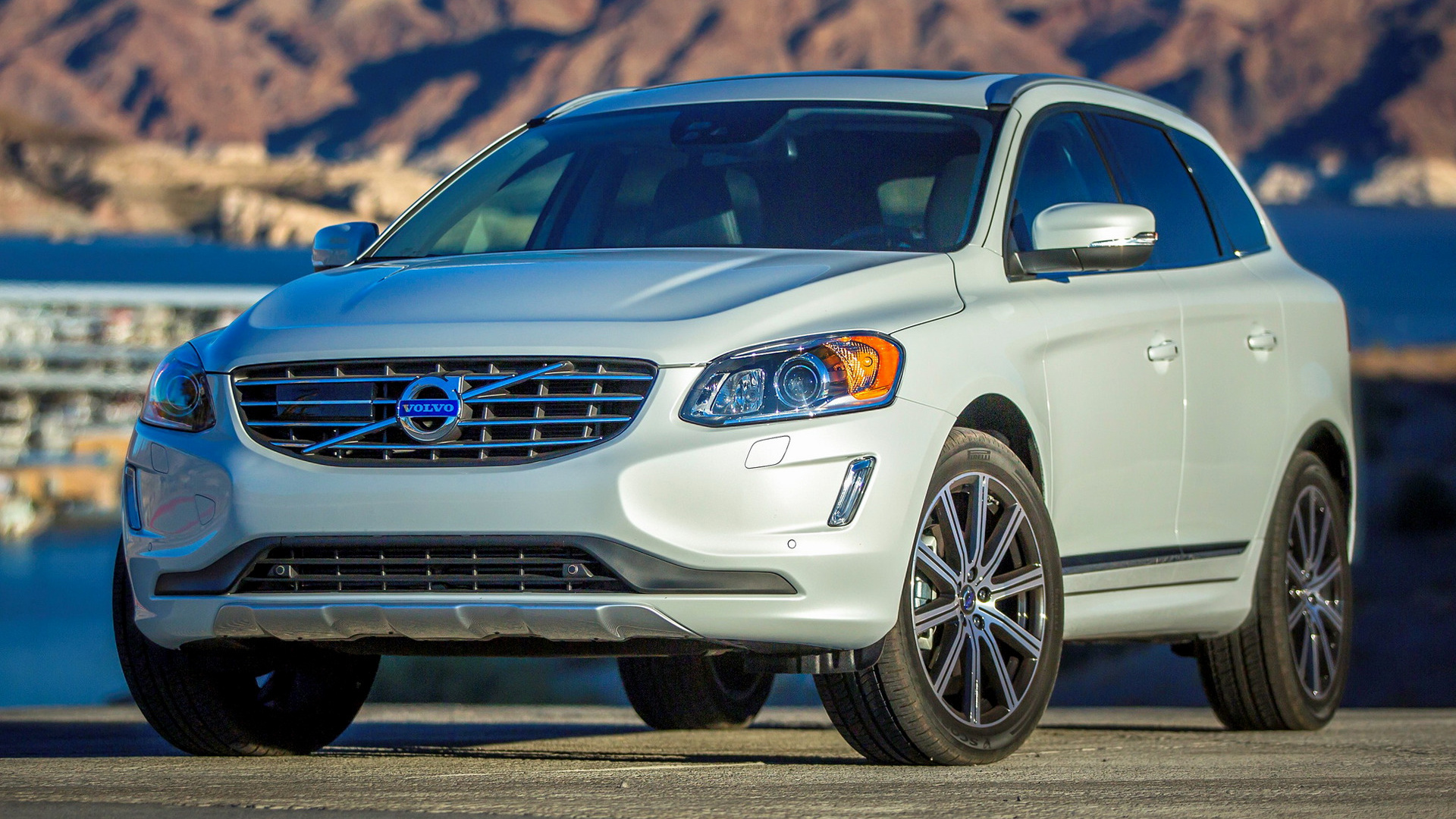 volvo xc60 2013 us wallpapers and hd images car pixel. Black Bedroom Furniture Sets. Home Design Ideas