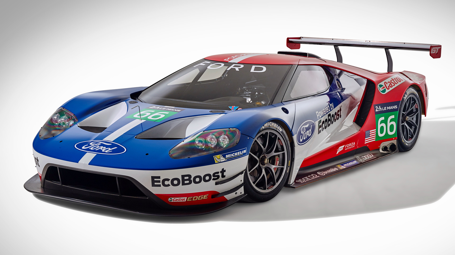 2016 Ford GT Race Car - Wallpapers and HD Images   Car Pixel