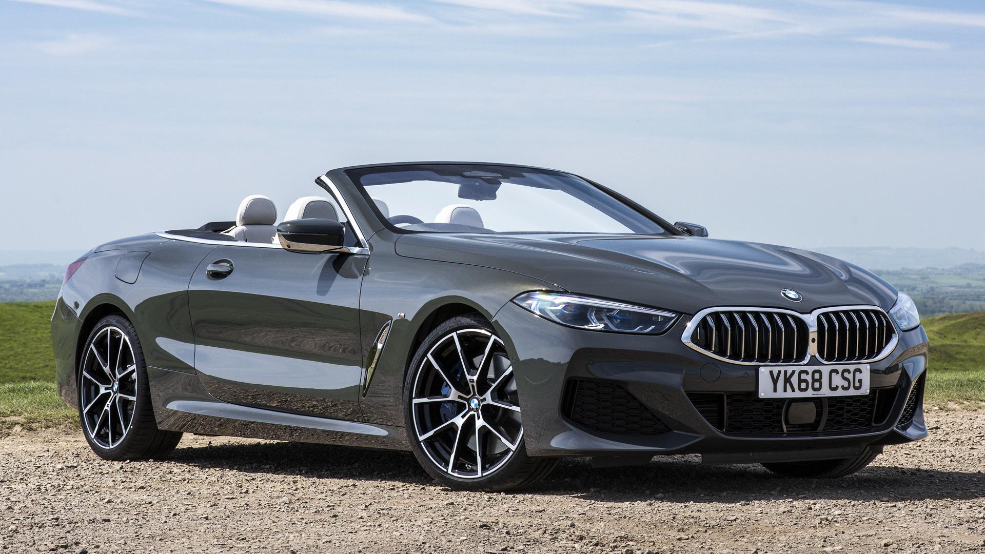 2019 BMW 8 Series Convertible M Sport (UK) - Wallpapers ...