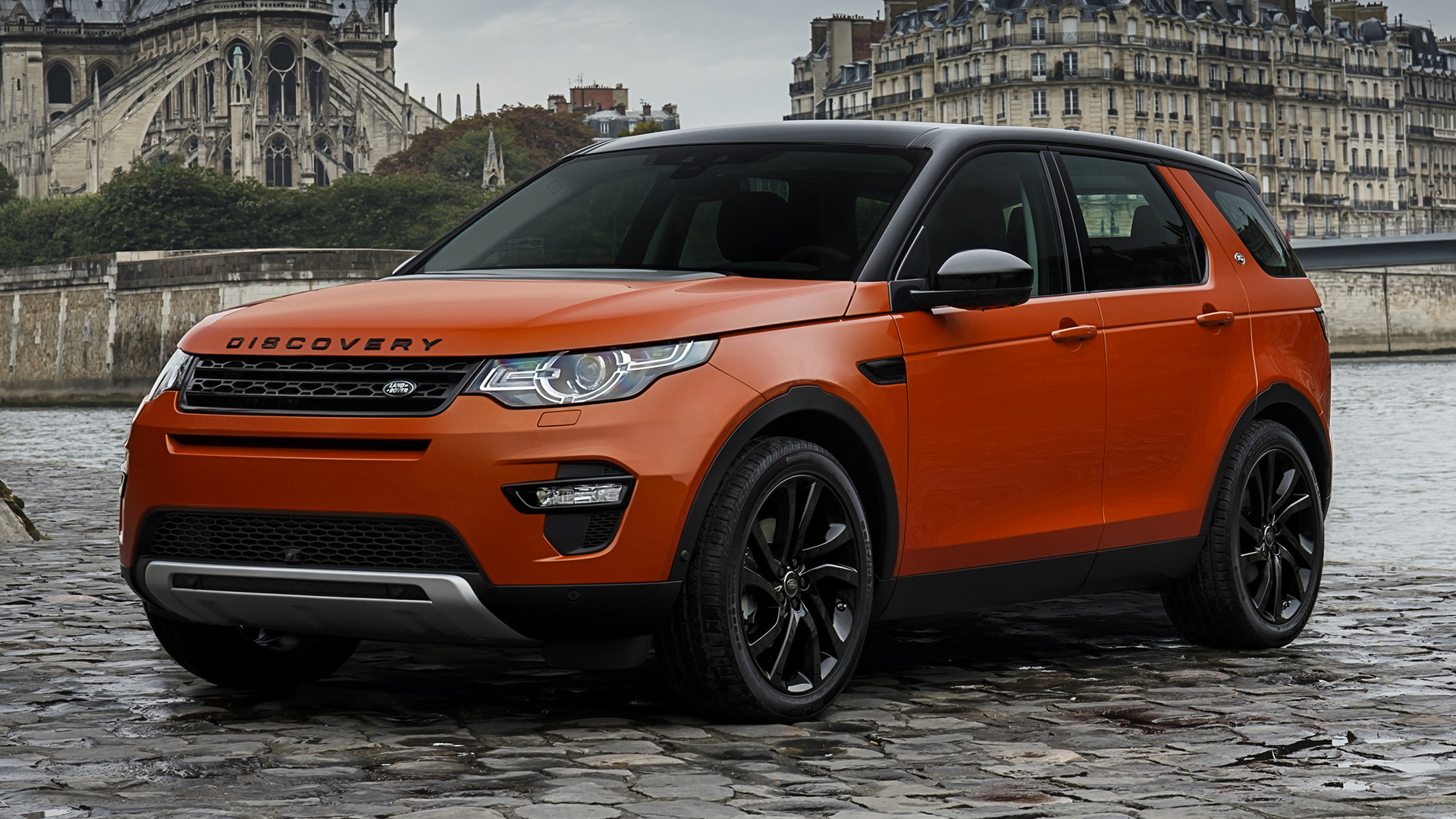 2015 Land Rover Discovery Sport HSE Luxury Black Design ...