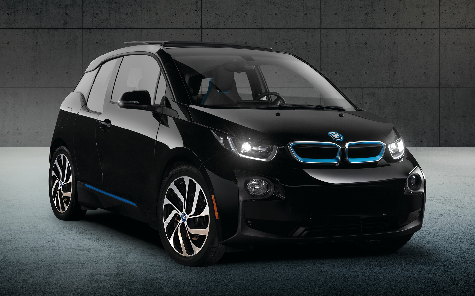 2016 Bmw I3 Shadow Sport Edition Us Wallpapers And Hd