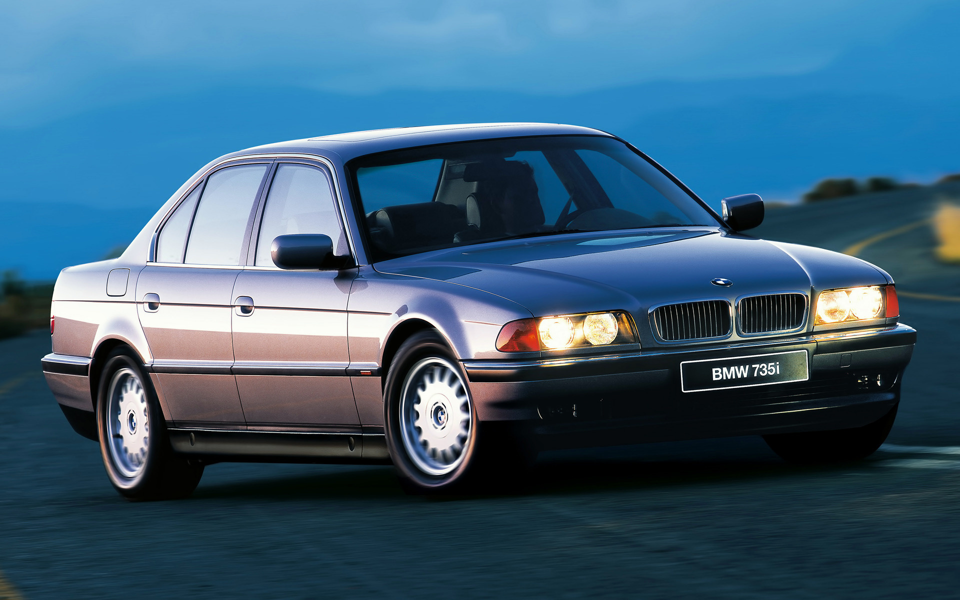 1994 Bmw 7 Series Wallpapers And Hd Images Car Pixel