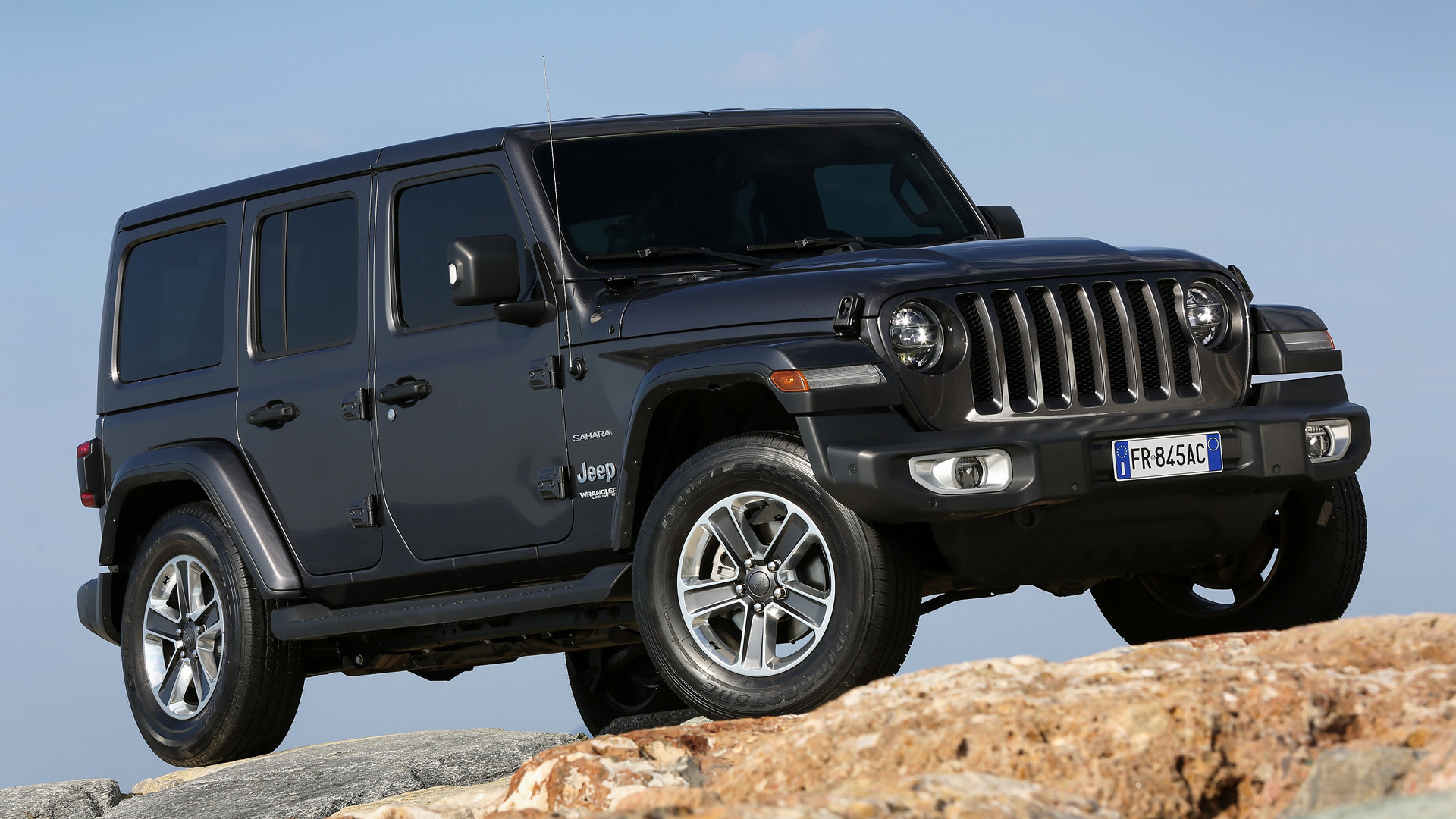 2018 Jeep Wrangler Unlimited Sahara (EU) - Wallpapers and ...