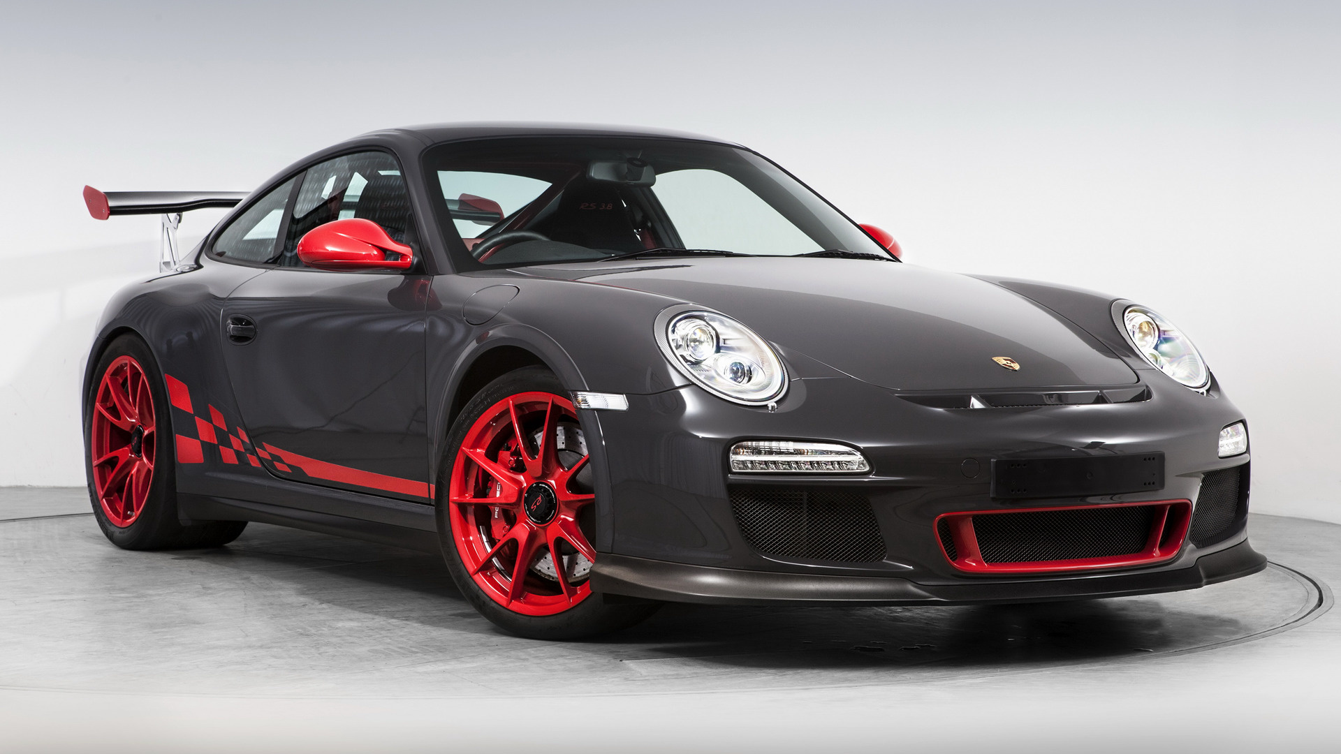 2009 Porsche 911 Gt3 Rs Uk Wallpapers And Hd Images