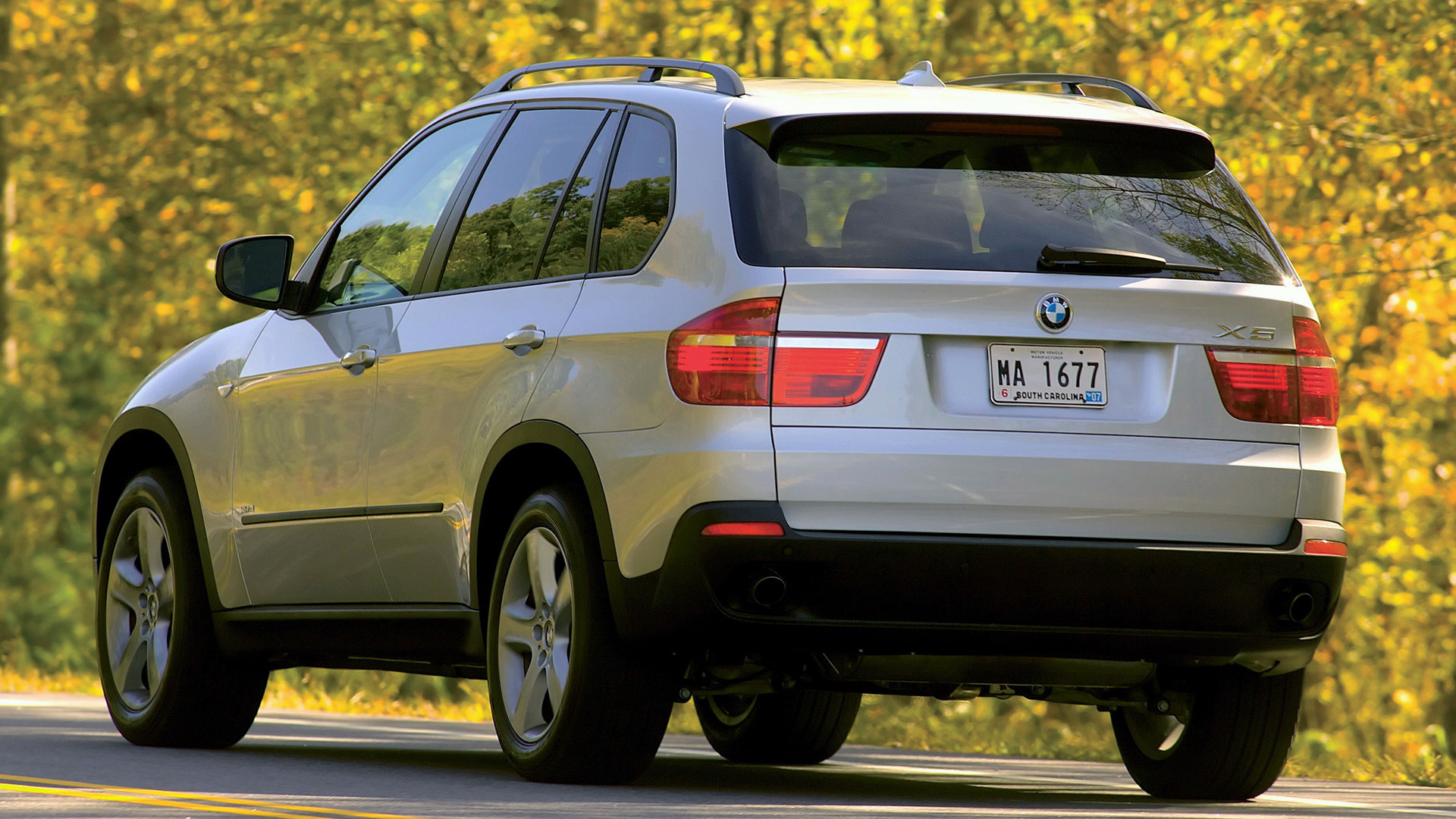 2008 BMW X5 (US) - Wallpapers and HD Images   Car Pixel