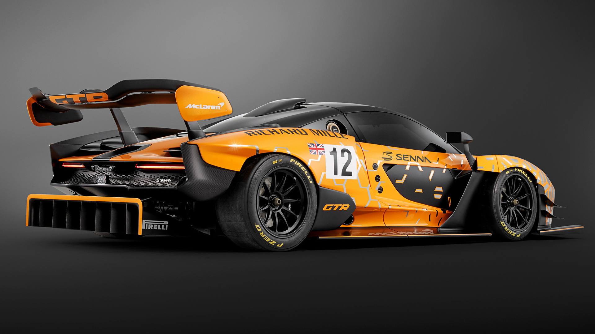 2018 Mclaren Senna Gtr Concept Wallpapers And Hd Images