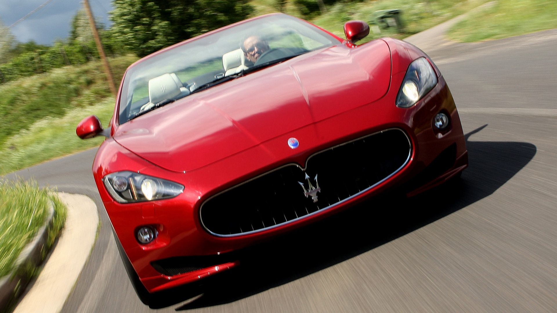 Maserati GranCabrio Sport (2011) Wallpapers and HD Images - Car Pixel
