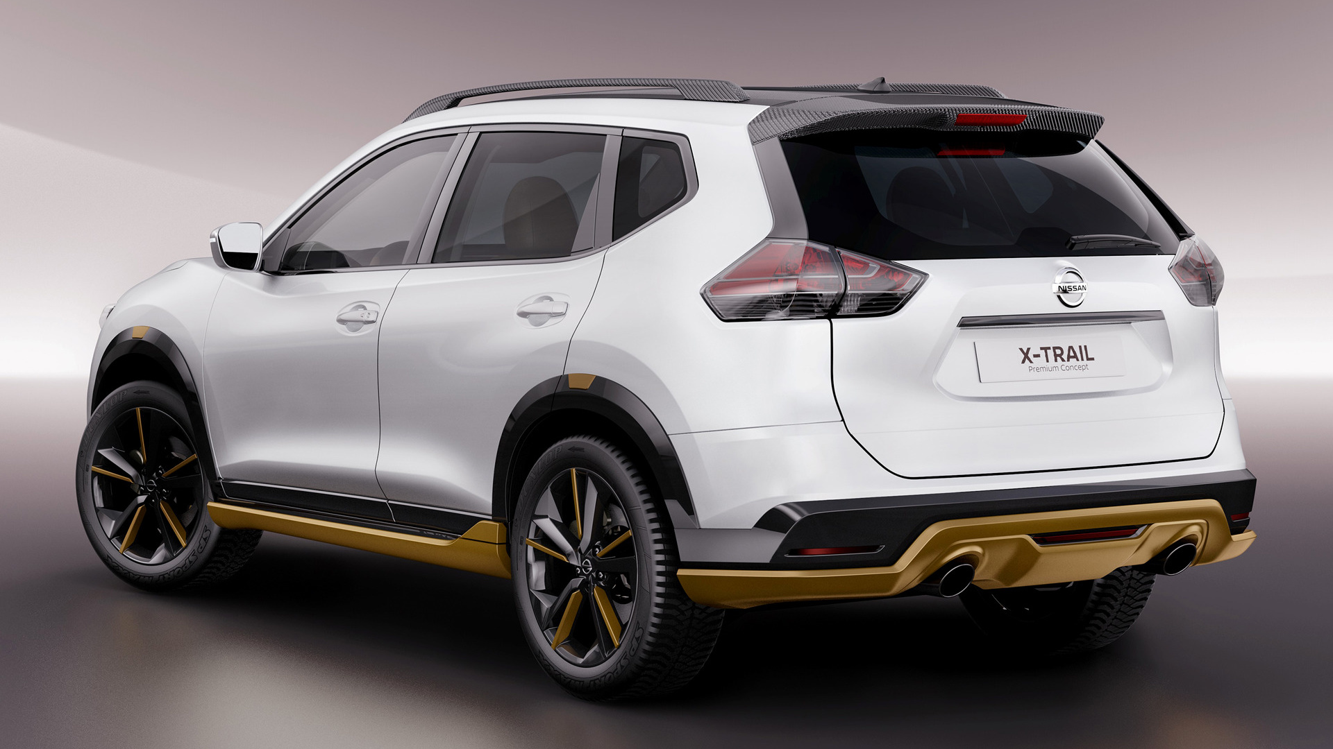 2016 Nissan X-Trail Premium Concept - Wallpapers and HD ...