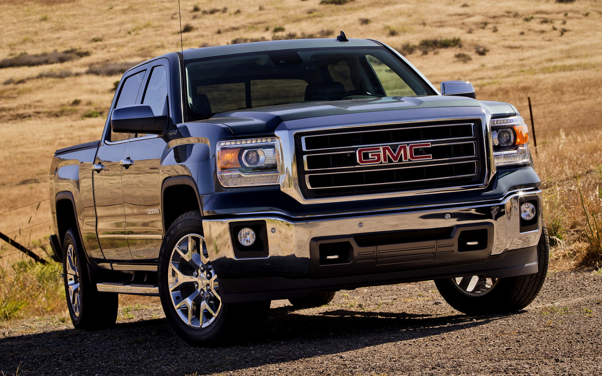 2015 Ram 2500 >> 2014 GMC Sierra 1500 SLT Crew Cab - Wallpapers and HD ...