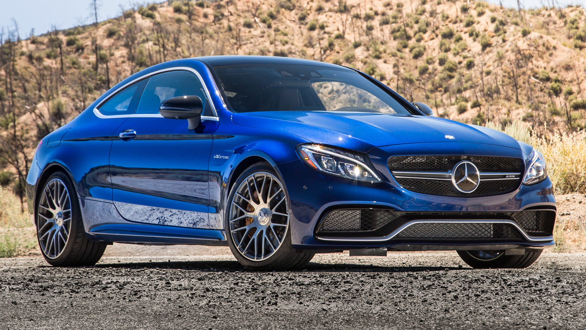 C Class Coupe 2017 >> 2017 Mercedes-AMG C 63 S Coupe (US) - Wallpapers and HD Images | Car Pixel