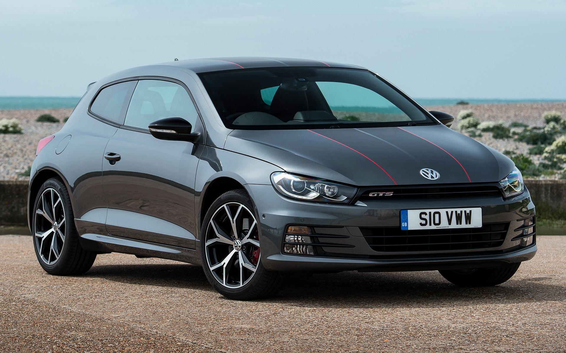 Genesis Sports Car >> 2016 Volkswagen Scirocco GTS (UK) - Wallpapers and HD Images | Car Pixel
